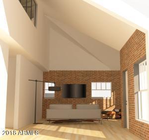Burgueno Residence 3d 2017-living room