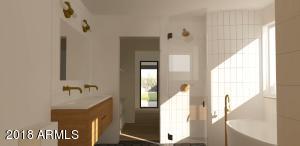 Burgueno Residence 3d1st floor bath