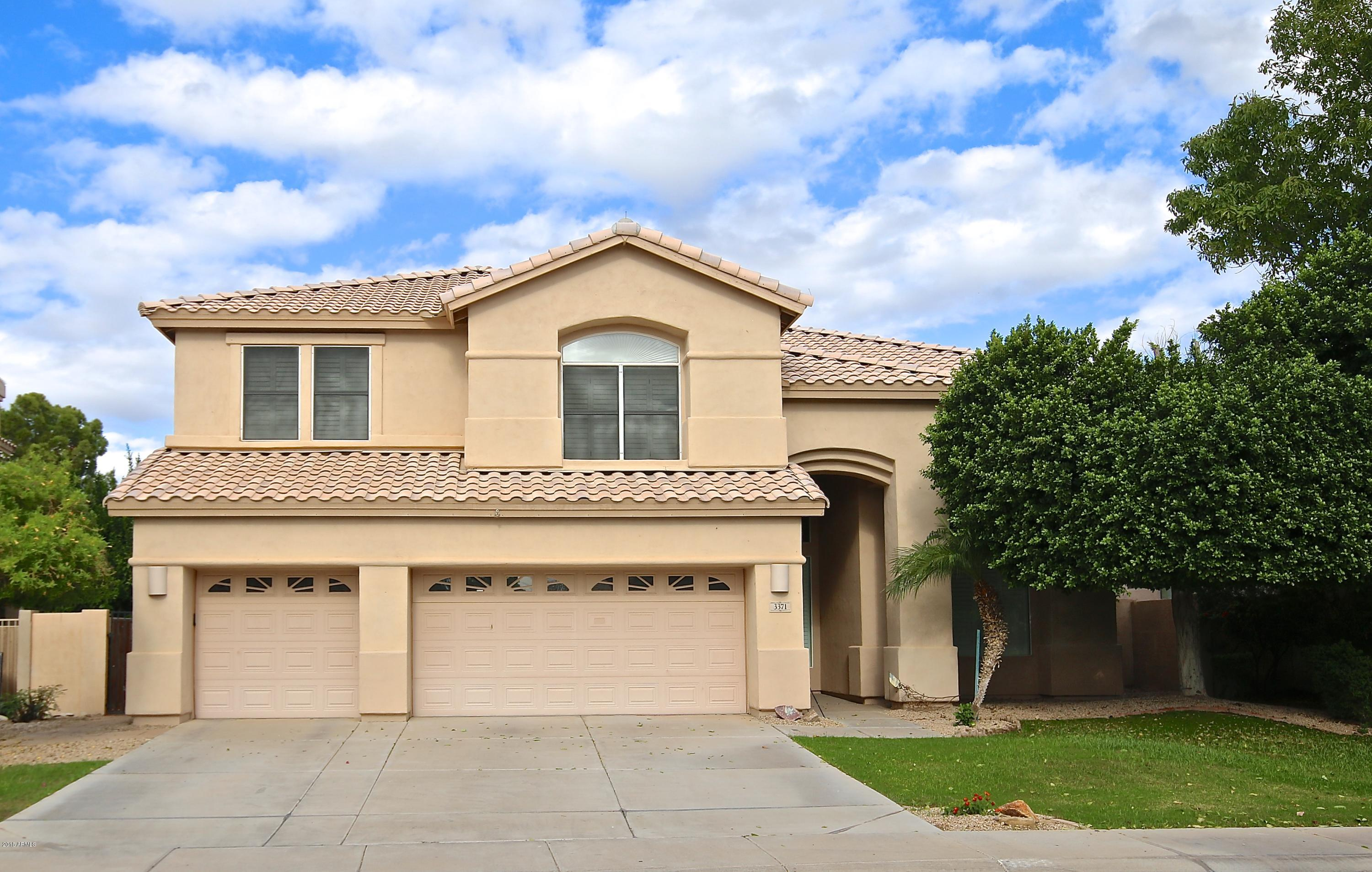 Photo of 3371 S BEVERLY Place, Chandler, AZ 85248