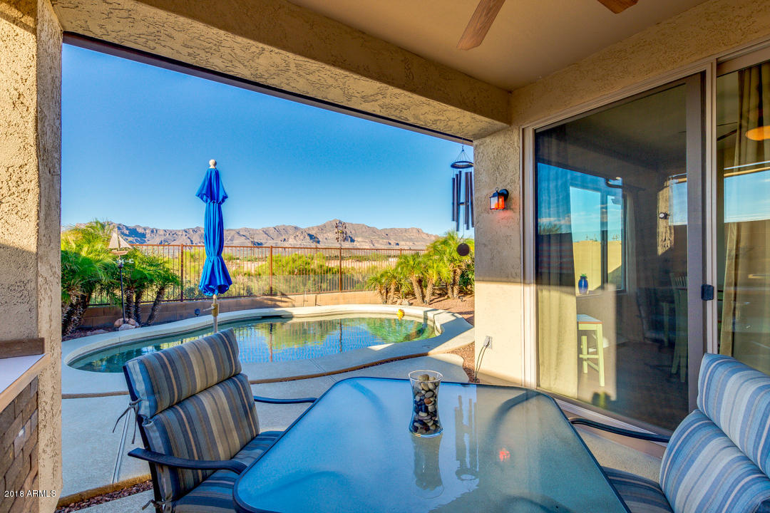 MLS 5835894 9992 E PROSPECTOR Drive, Gold Canyon, AZ Gold Canyon AZ Private Pool