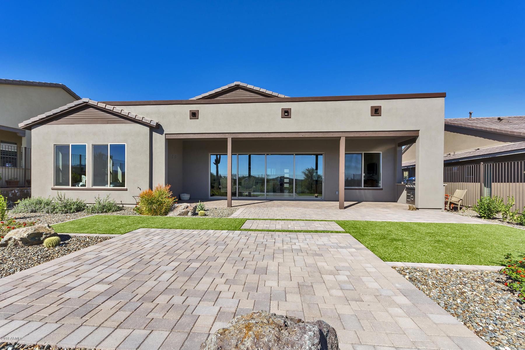 MLS 5832709 17659 E FORT VERDE Road, Rio Verde, AZ 85263 Rio Verde AZ Newly Built