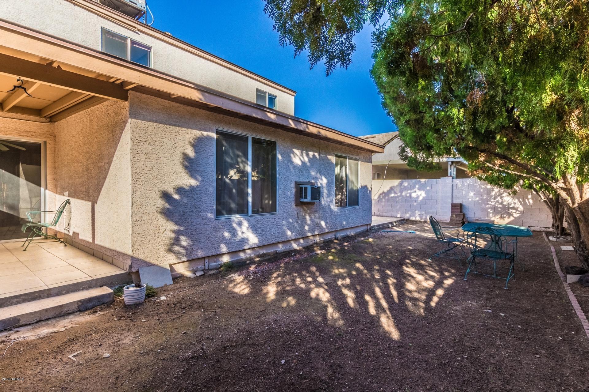 MLS 5834260 6607 W BROWN Street, Glendale, AZ 85302 Glendale AZ Condo or Townhome