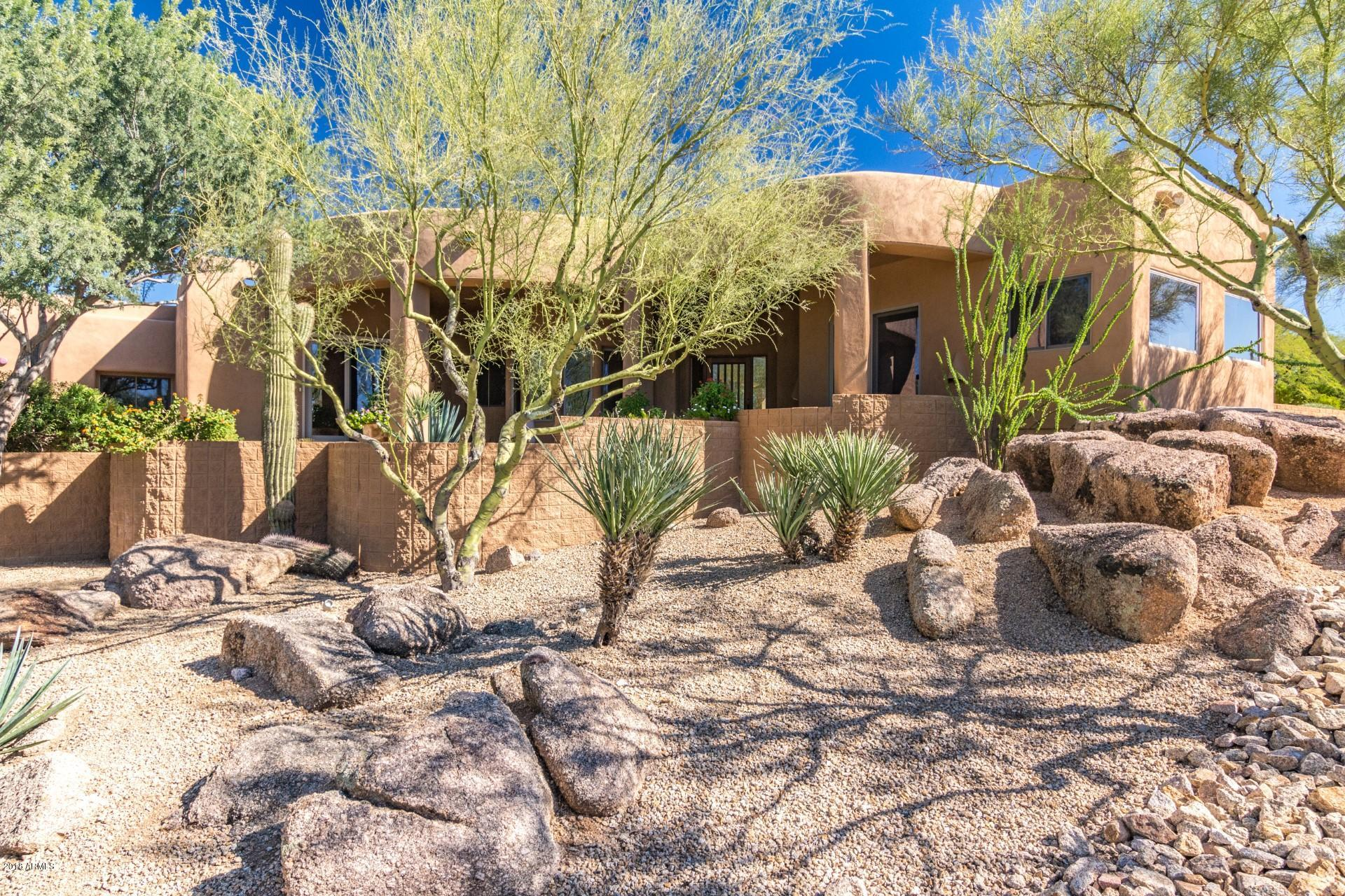 Photo of 9731 E HIDDEN GREEN Drive, Scottsdale, AZ 85262