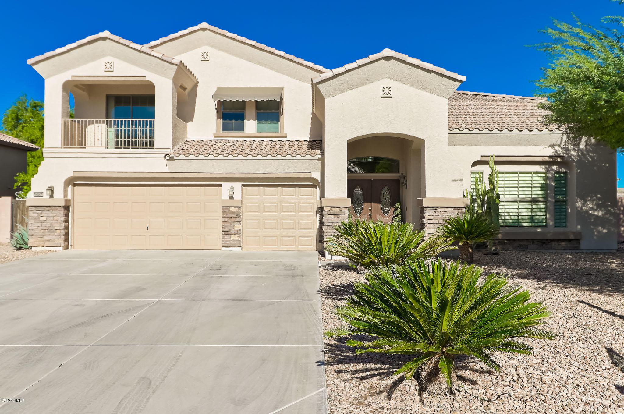 MLS 5838135 15326 W DESERT MIRAGE Drive, Surprise, AZ 85379 Surprise AZ Gated