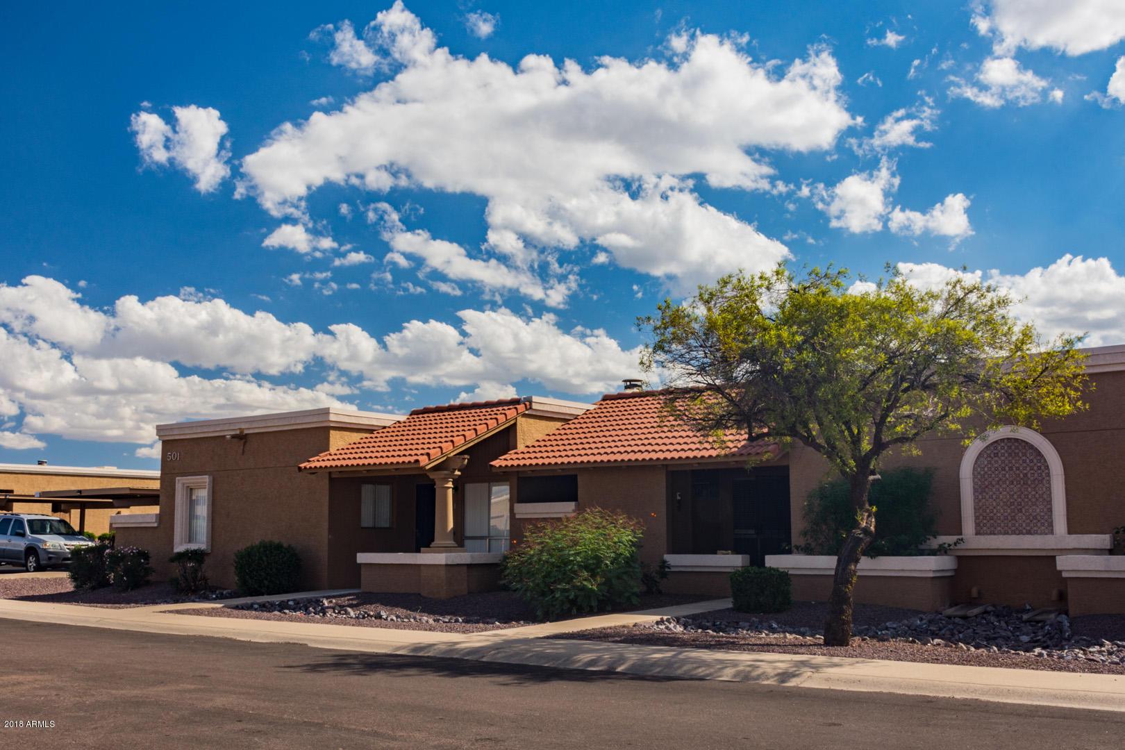 Photo of 501 W HONONEGH Drive #1, Phoenix, AZ 85027