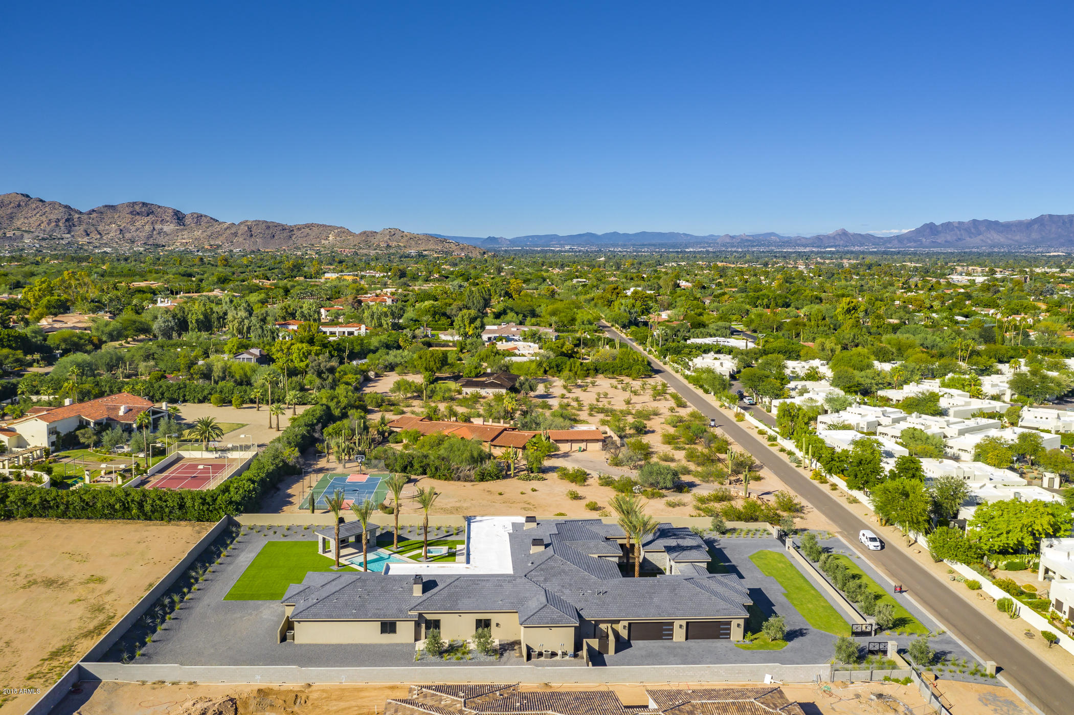 MLS 5823051 5088 N CASA BLANCA Drive, Paradise Valley, AZ 85253 Paradise Valley AZ Newly Built