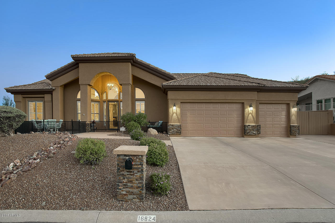 Photo of 16824 N PARADOX Drive, Fountain Hills, AZ 85268