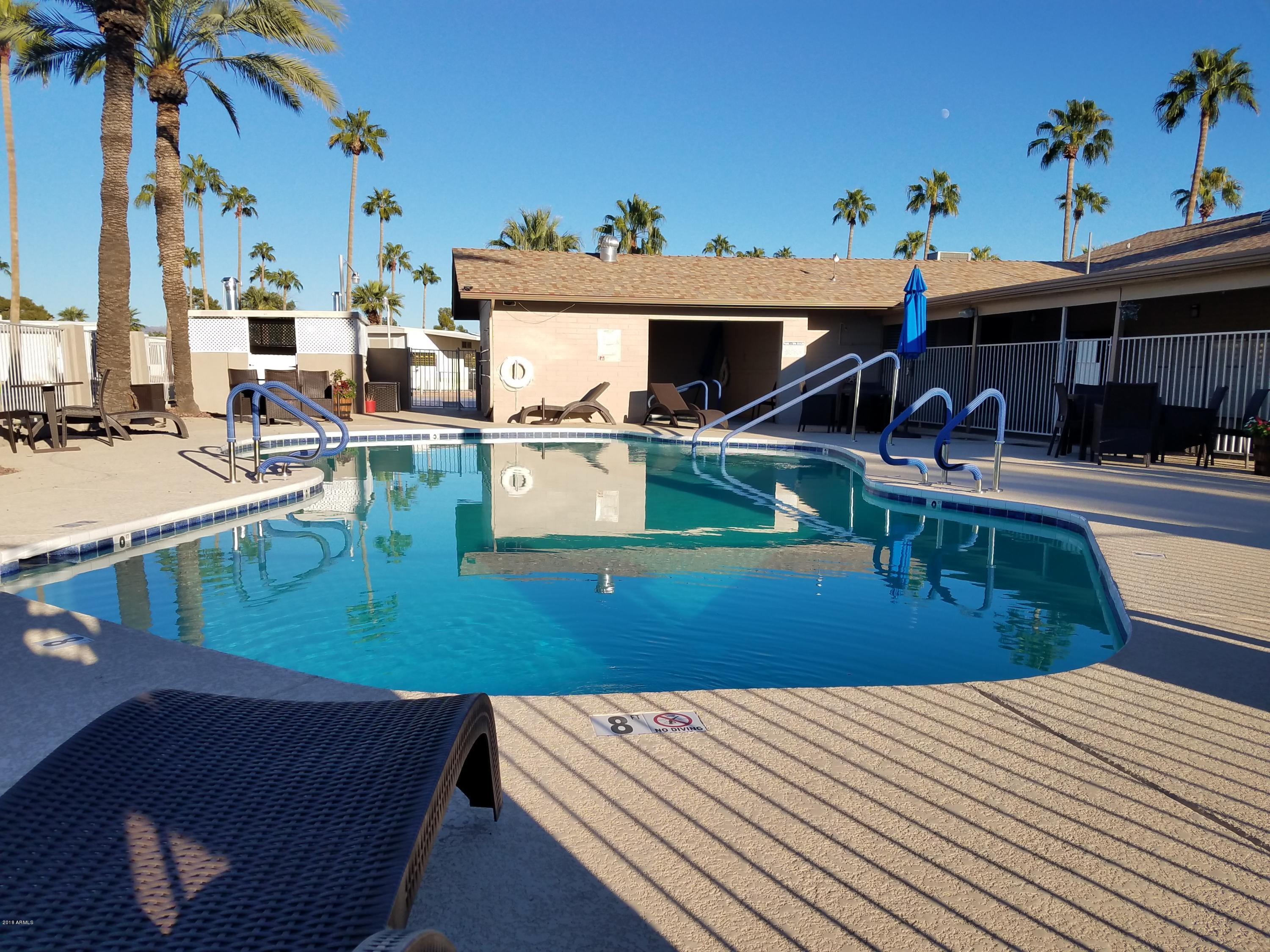 MLS 5836970 16225 N Cave Creek Road Unit 61, Phoenix, AZ Phoenix AZ Adult Community