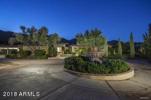 7818 N Sherri Lane Paradise Valley, AZ 85253