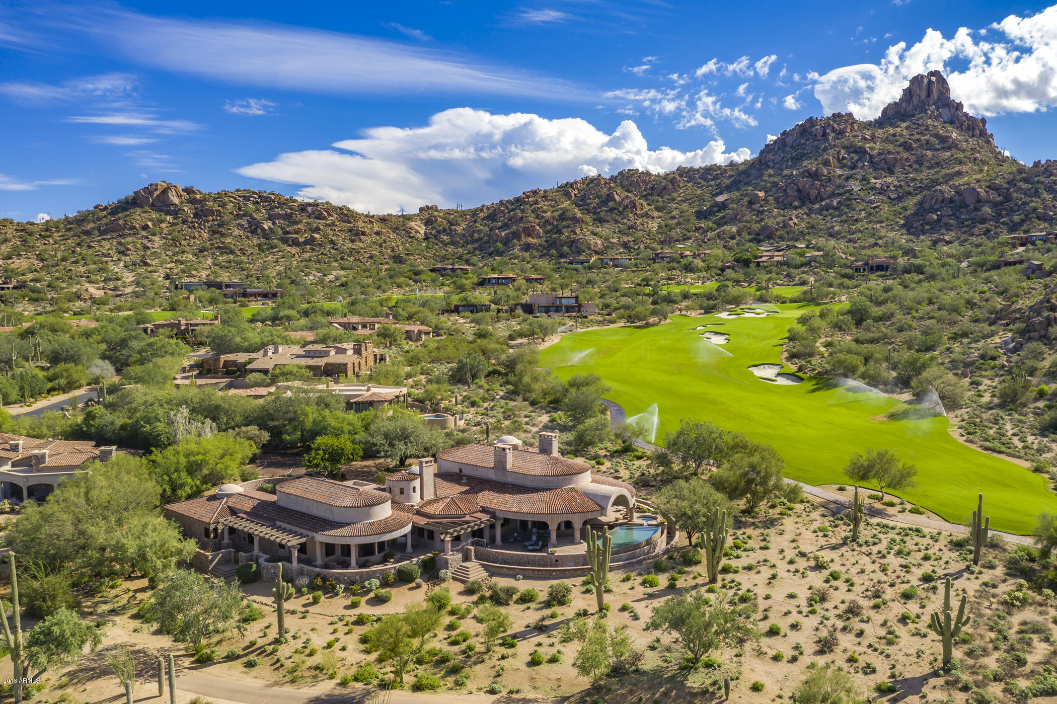 Photo of 9697 E BAJADA Road, Scottsdale, AZ 85262