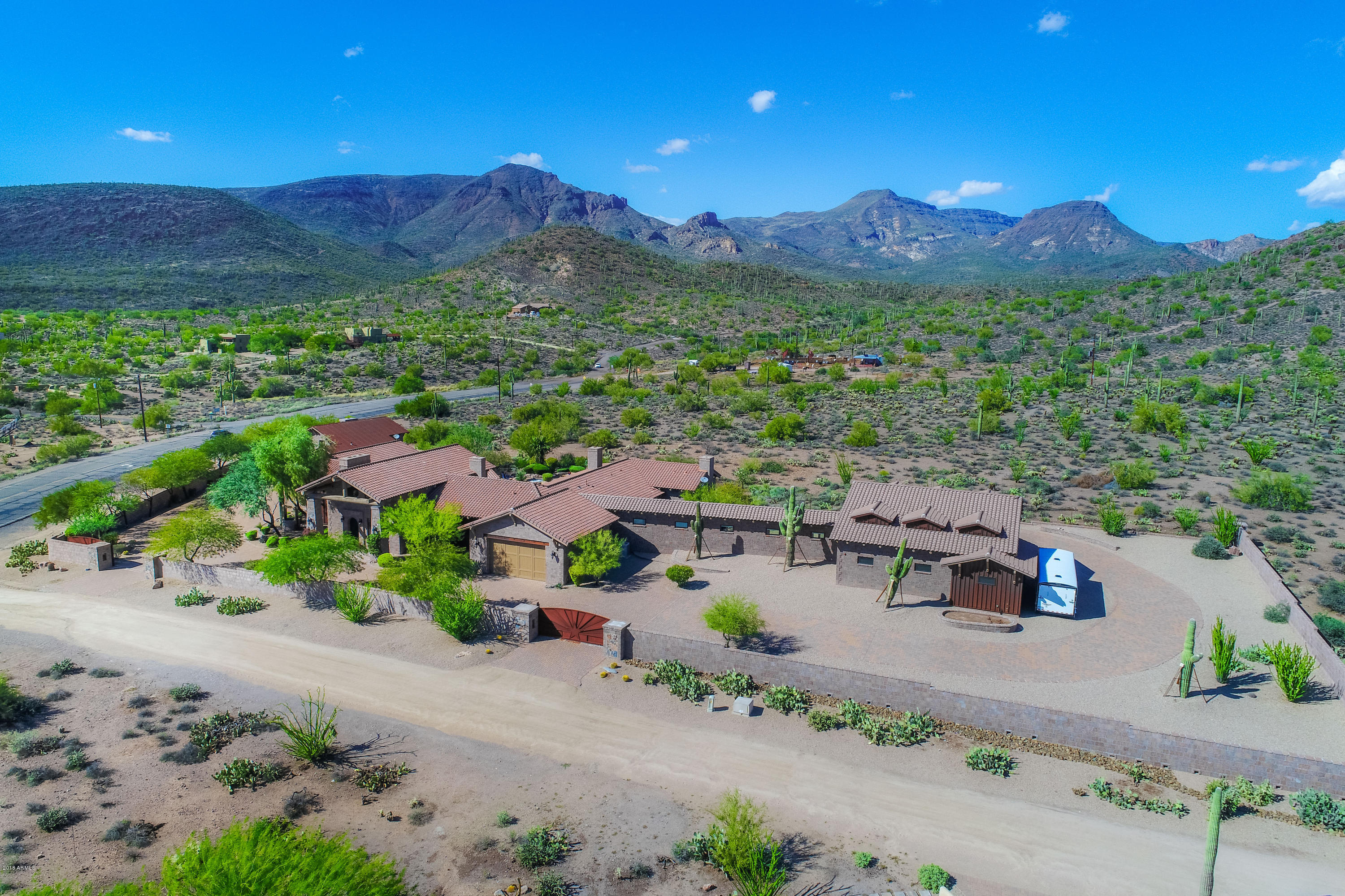 MLS 5839365 42531 N SPUR CROSS Road, Cave Creek, AZ 85331 Cave Creek AZ RV Park
