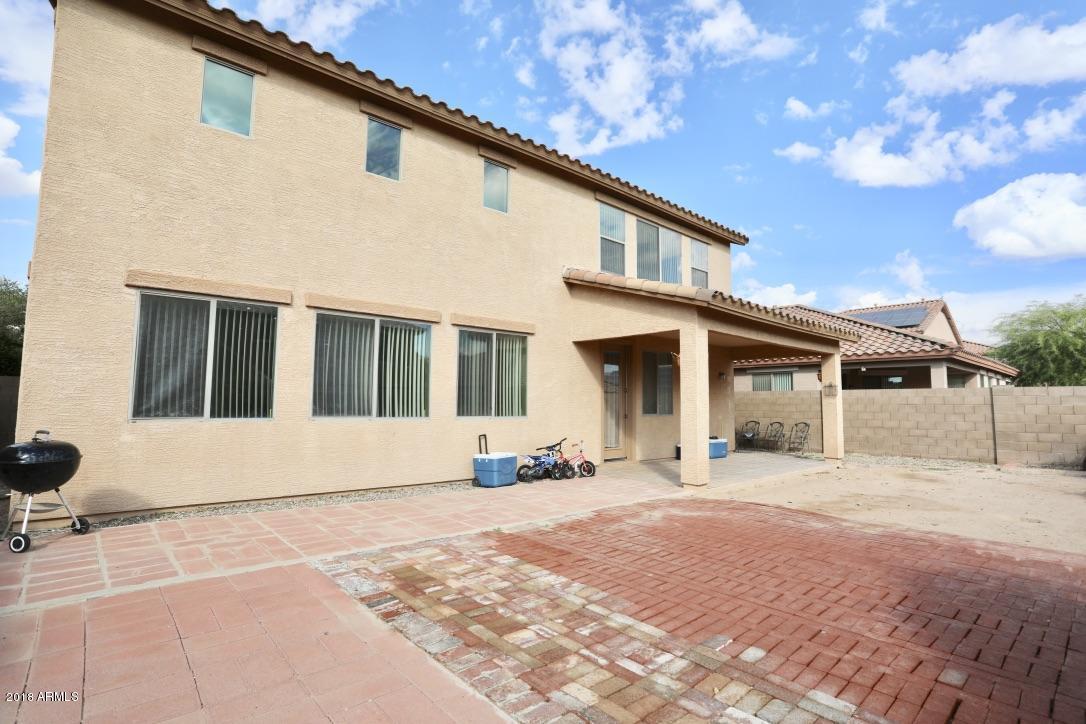 MLS 5837340 15439 W Morning Glory Street, Goodyear, AZ 85338 Goodyear AZ Centerra