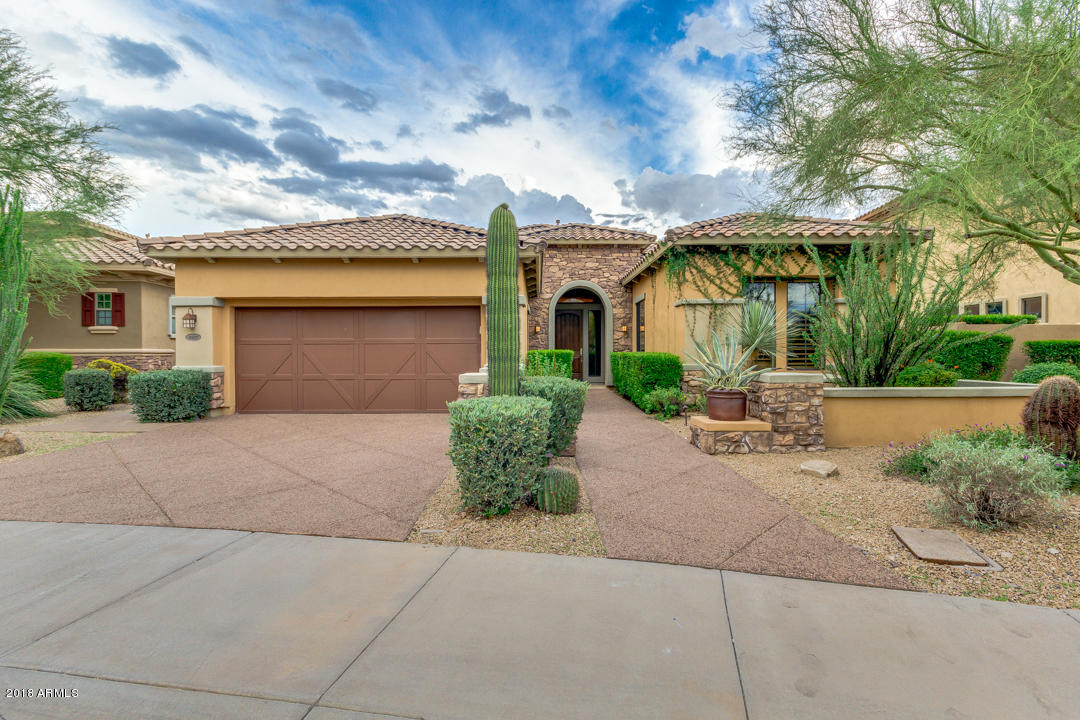 Photo of 9817 E EDGESTONE Drive, Scottsdale, AZ 85255