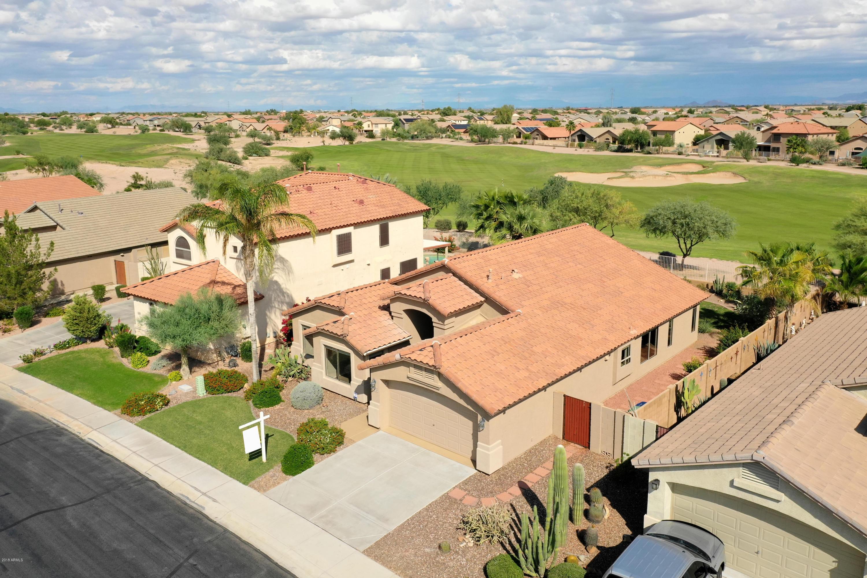 MLS 5837041 21723 N VAN LOO Drive, Maricopa, AZ Maricopa AZ Golf Golf Course Lot