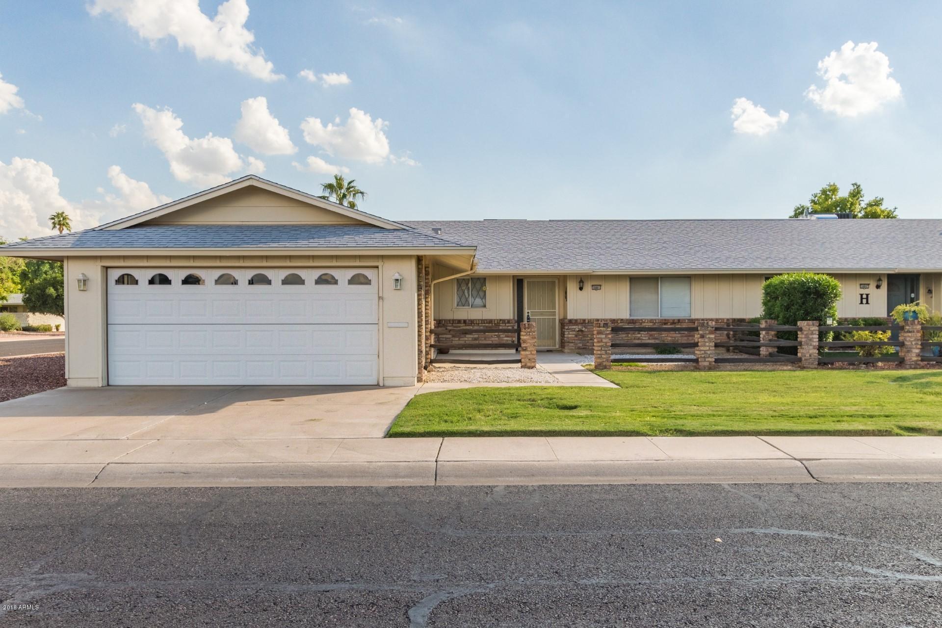 Photo of 10801 W PEORIA Avenue, Sun City, AZ 85351