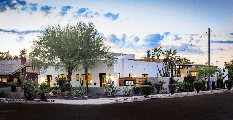 1140 E PALM Lane, Phoenix AZ 85006