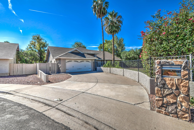 Photo of 2401 E KRAMER Circle, Mesa, AZ 85213