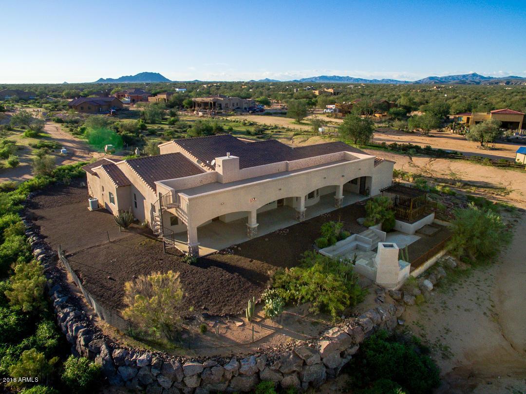 MLS 5838697 16538 E HORNED OWL Trail, Scottsdale, AZ 85262 Scottsdale AZ Metes And Bounds