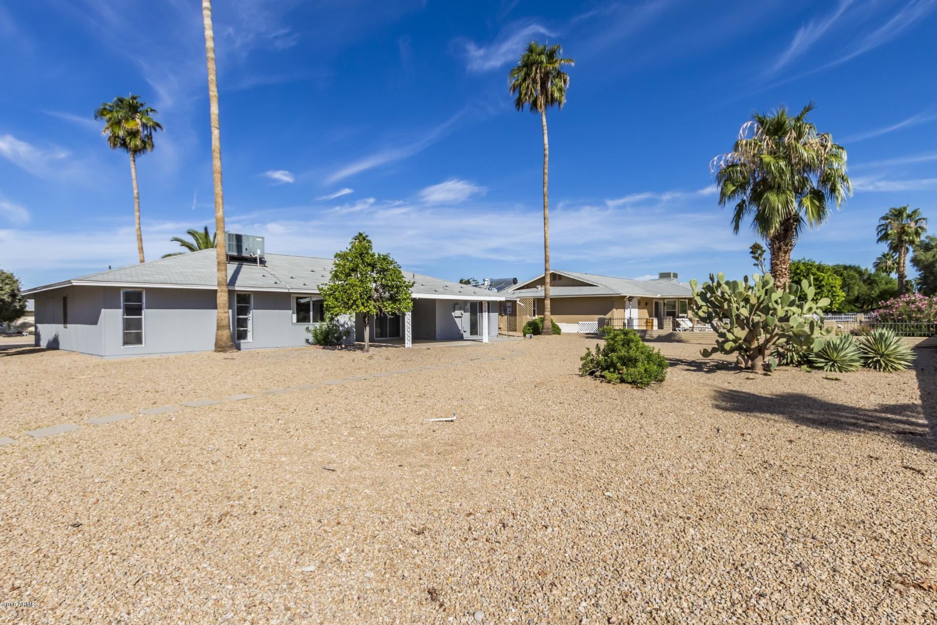 MLS 5771756 18603 N 132ND Avenue, Sun City West, AZ Sun City West AZ Scenic