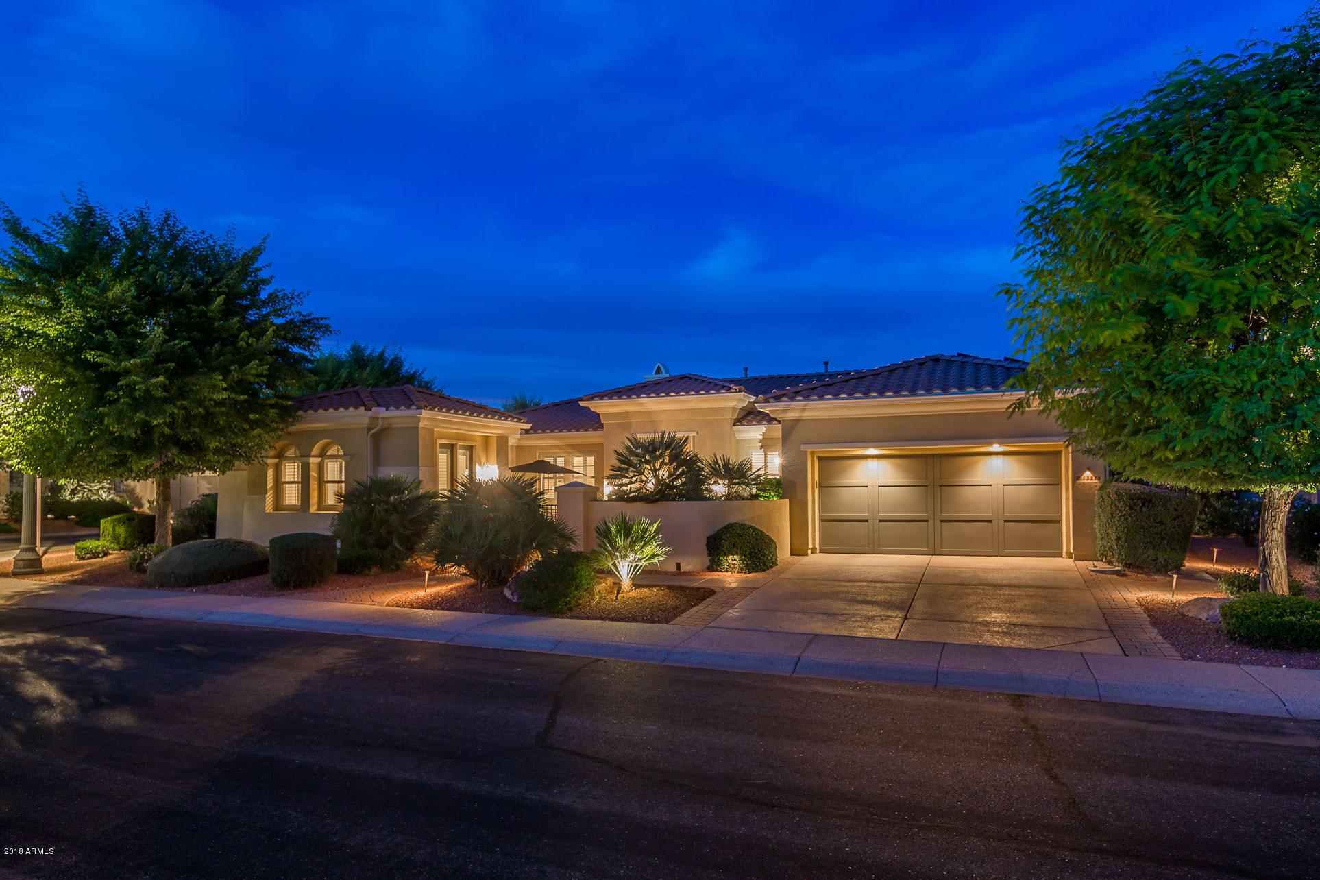 MLS 5839276 13316 W RINCON Drive, Sun City West, AZ 85375 Sun City West AZ Tennis Court