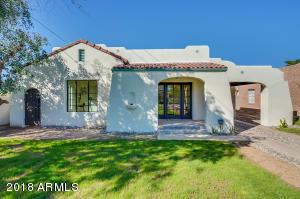 1614 N 16th Avenue Phoenix, AZ 85007