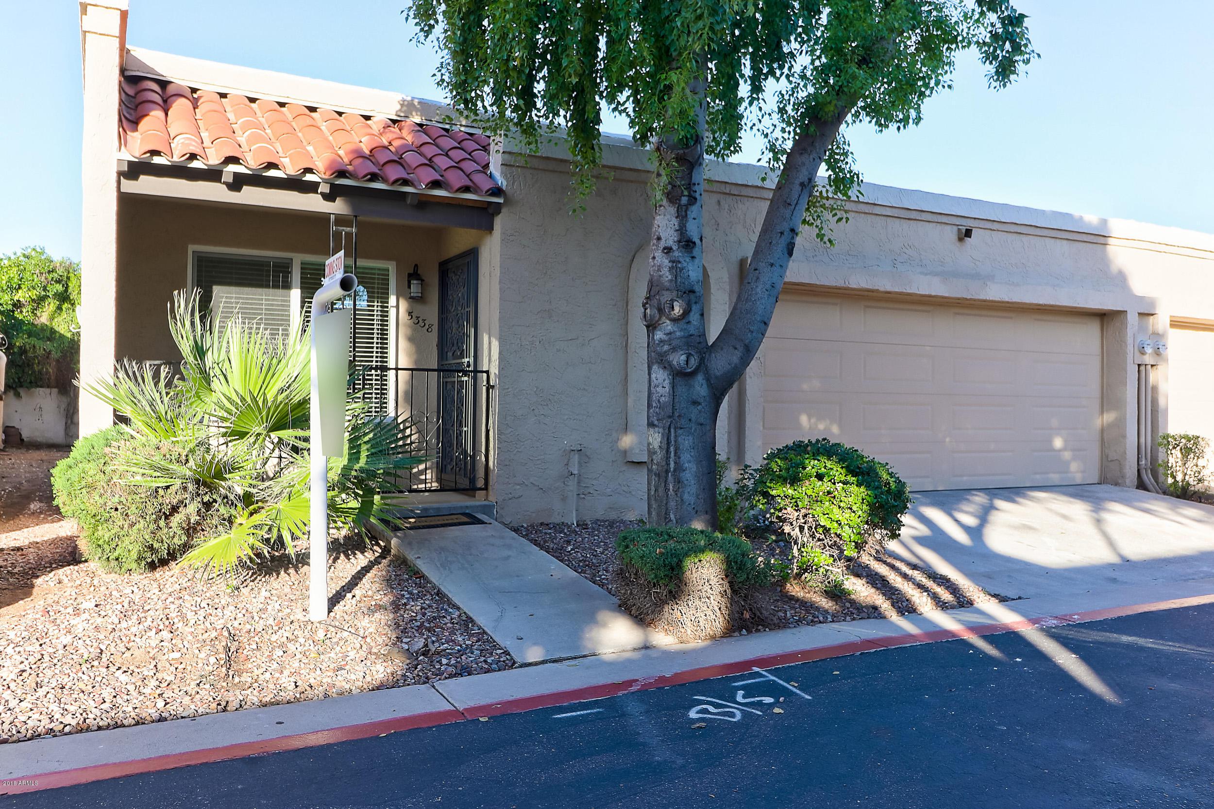 Photo of 5338 N LAS CASITAS Place, Phoenix, AZ 85016