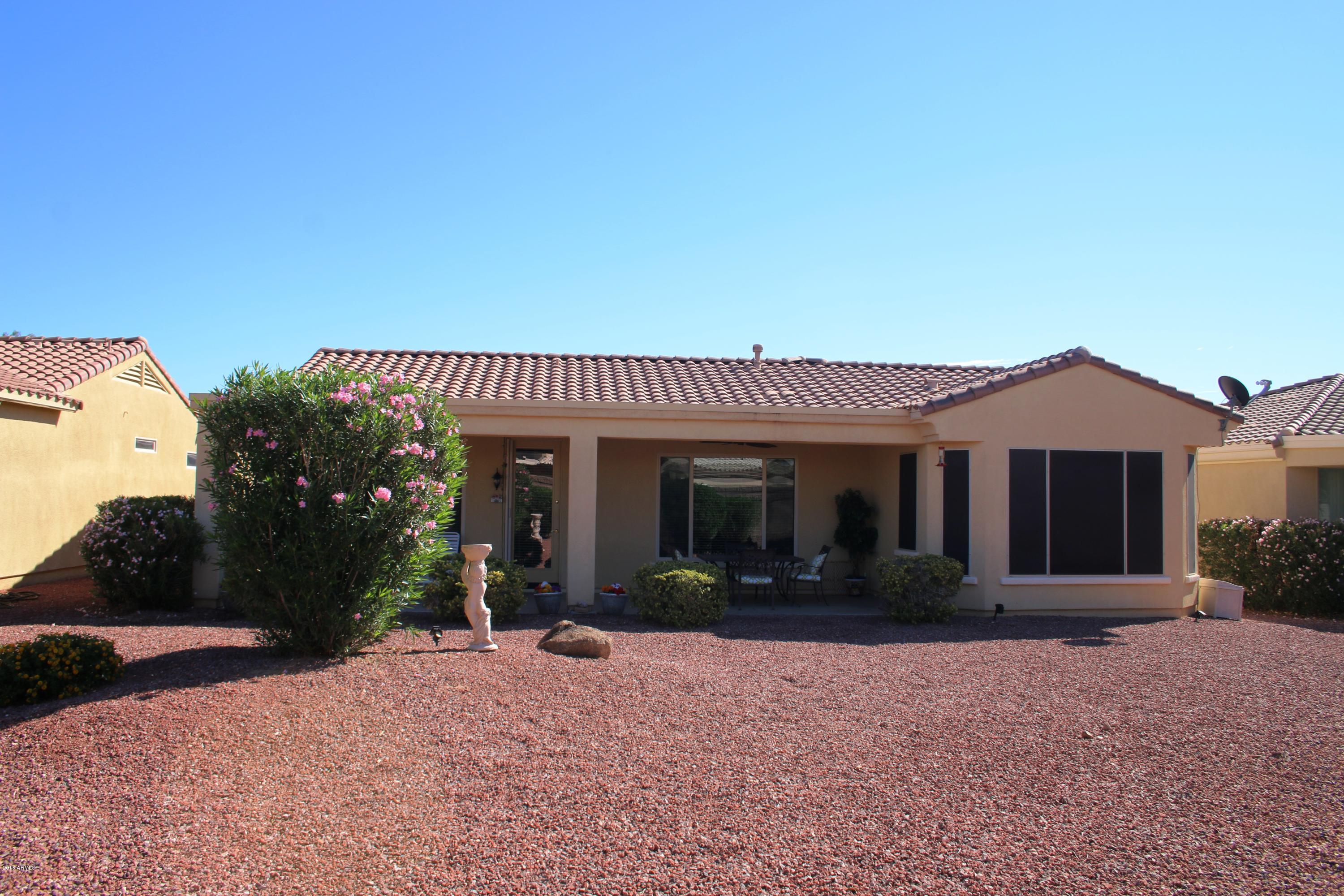 MLS 5839532 22910 N LAS POSITAS Drive, Sun City West, AZ Sun City West AZ Golf Gated