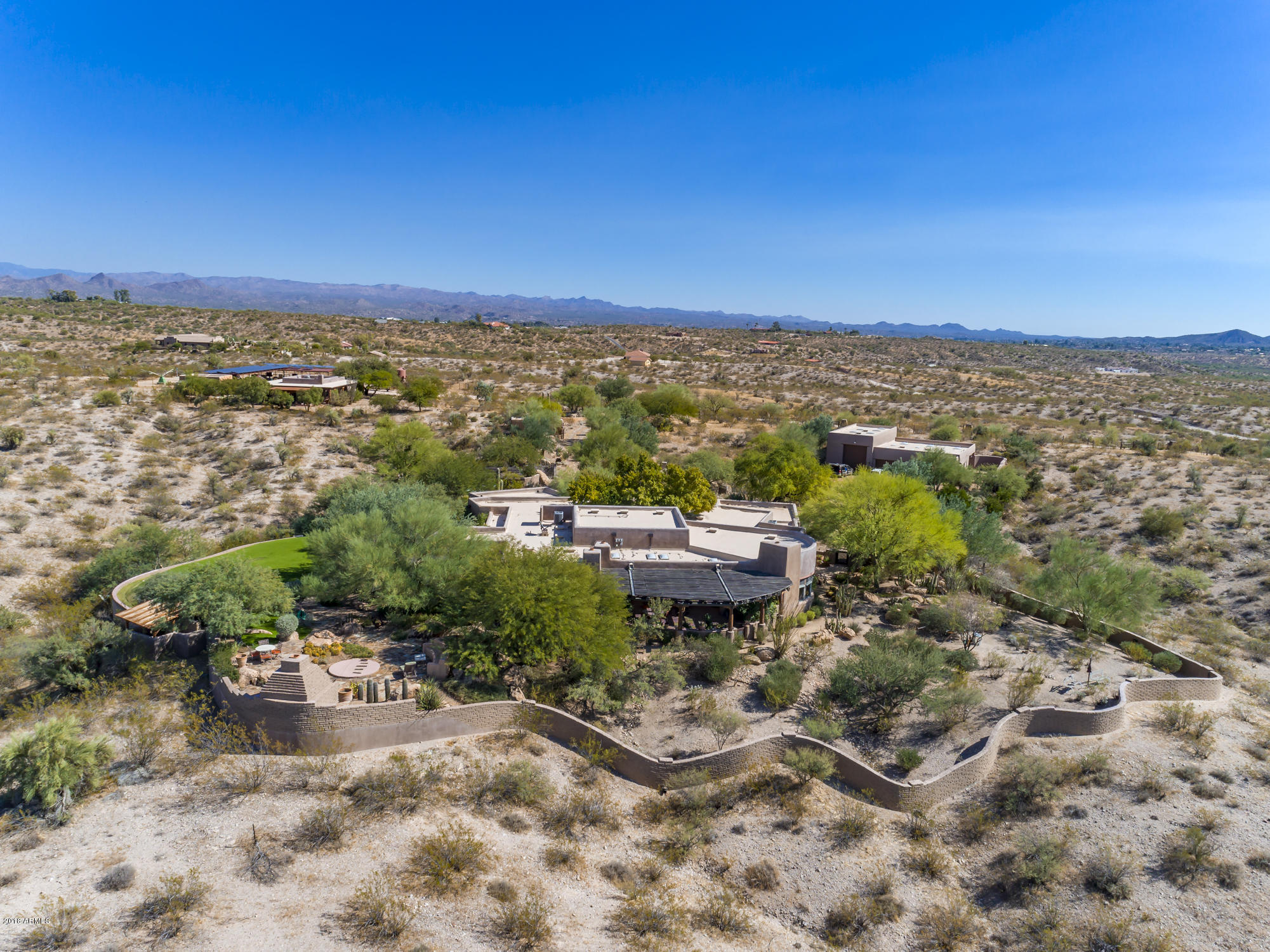MLS 5839589 19920 W VERDE HILLS Drive, Wickenburg, AZ 85390 Wickenburg AZ One Plus Acre Home