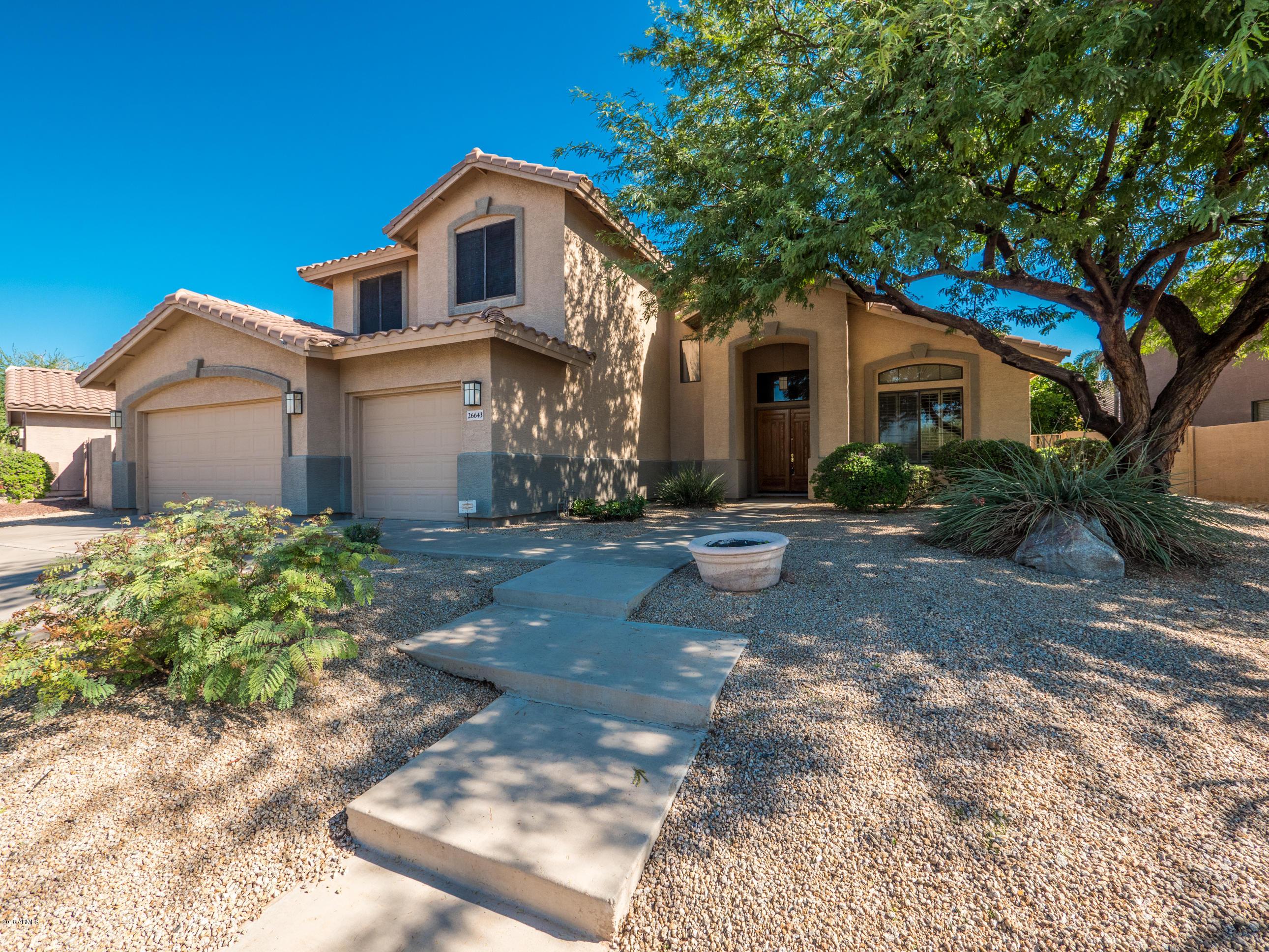 MLS 5674494 26643 N 45TH Place, Cave Creek, AZ 85331 Cave Creek AZ Tatum Ranch