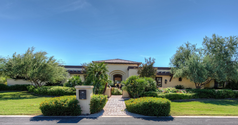 MLS 5718180 6467 E MAVERICK Road, Paradise Valley, AZ 85253 Paradise Valley AZ Camelback Country Estates