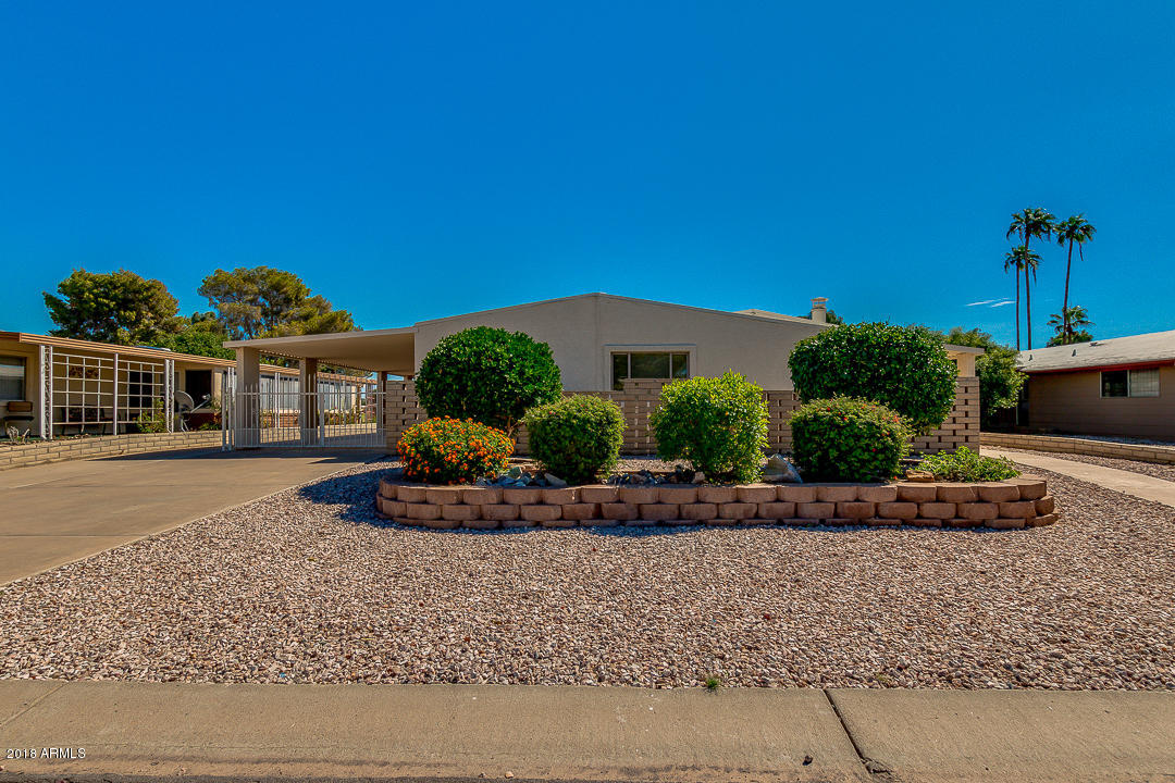 MLS 5839928 8925 E FAIRWAY Boulevard, Sun Lakes, AZ 85248 Sun Lakes Homes for Rent