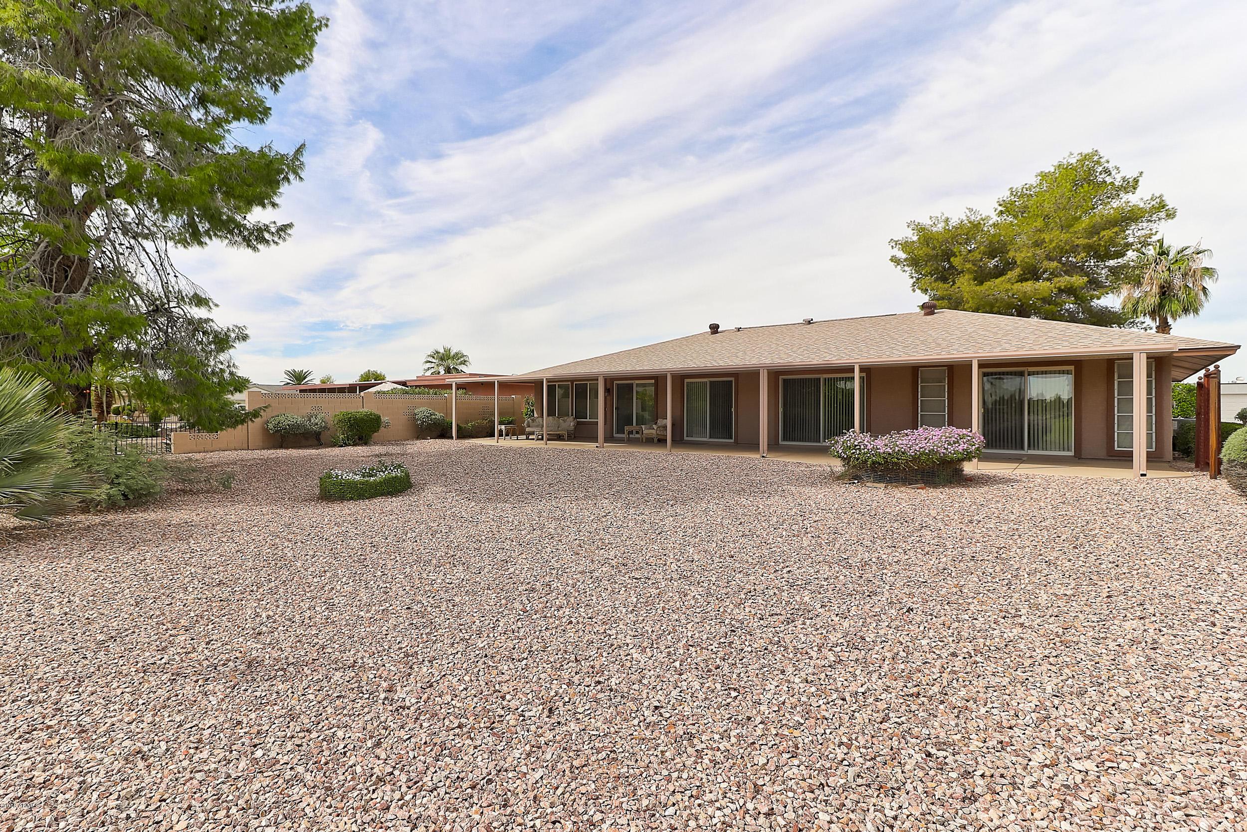 MLS 5837550 9817 W PINECREST Drive, Sun City, AZ 85351 Sun City AZ Scenic