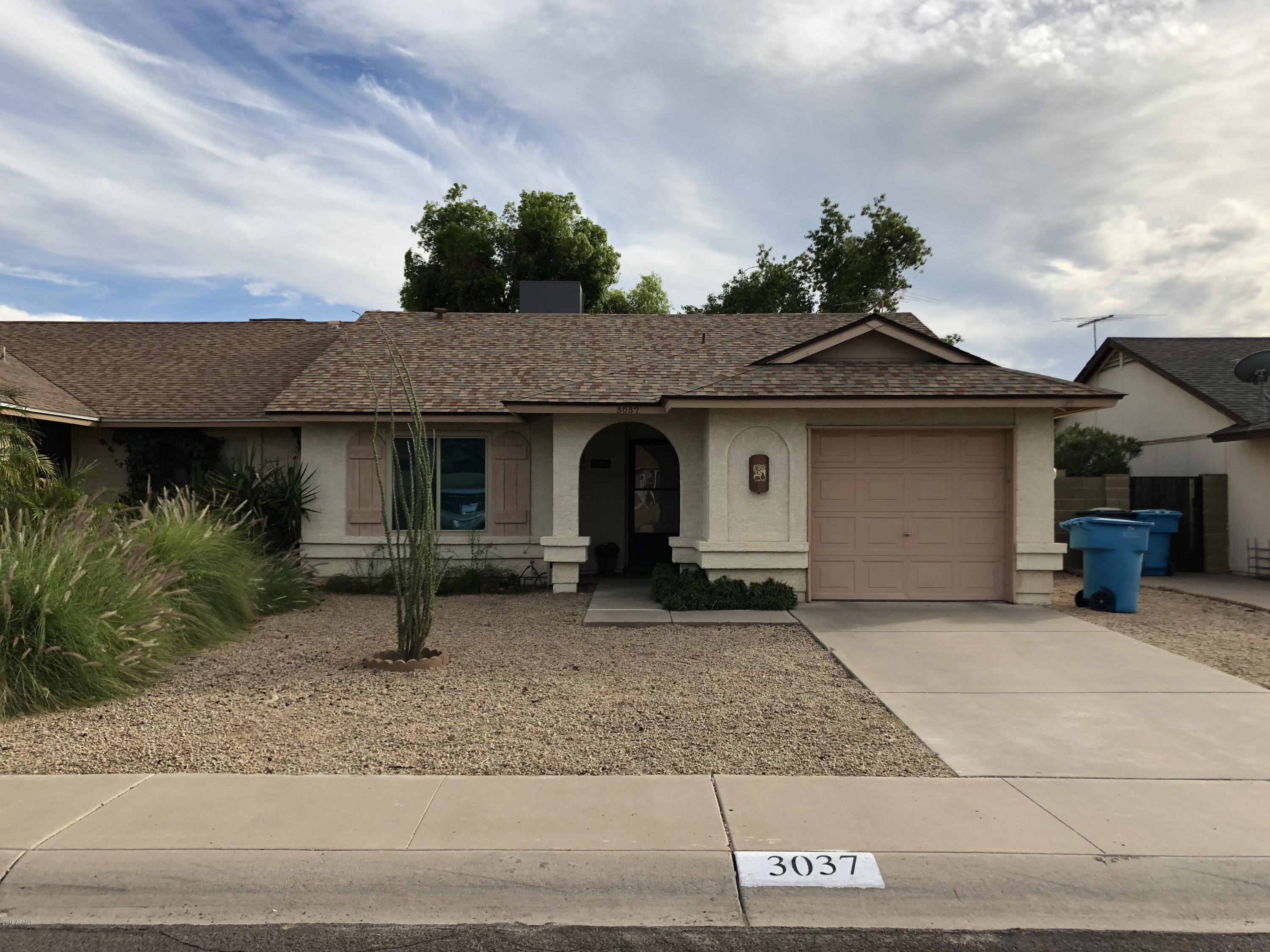 Photo of 3037 W MOHAWK Lane, Phoenix, AZ 85027