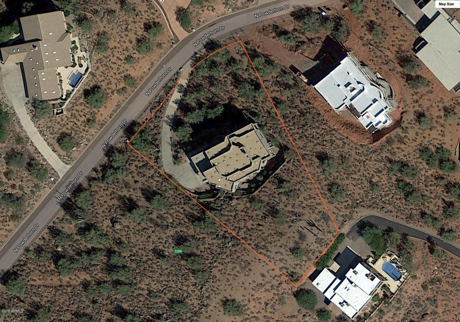 MLS 5840951 16259 N Powderhorn Drive, Fountain Hills, AZ 85268 Fountain Hills AZ Three Bedroom