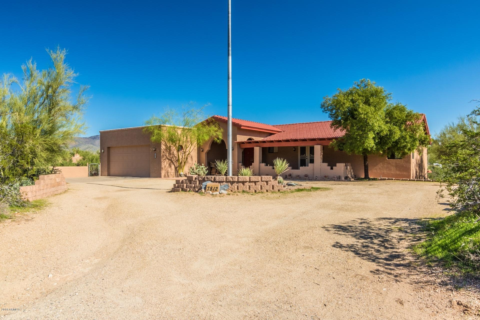 Photo of 7812 E CAVE CREEK Road, Carefree, AZ 85377