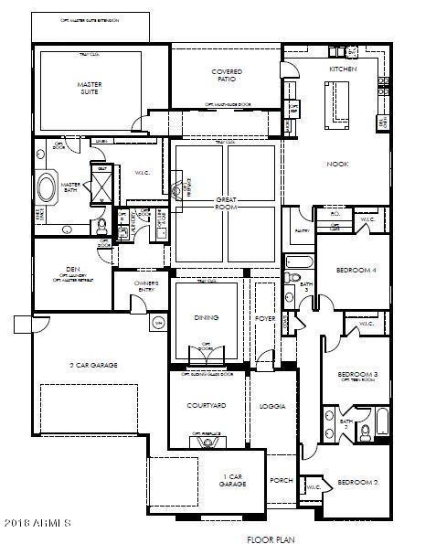 MLS 5841092 18613 W HAZELWOOD Street, Goodyear, AZ 85395 Goodyear AZ Newly Built