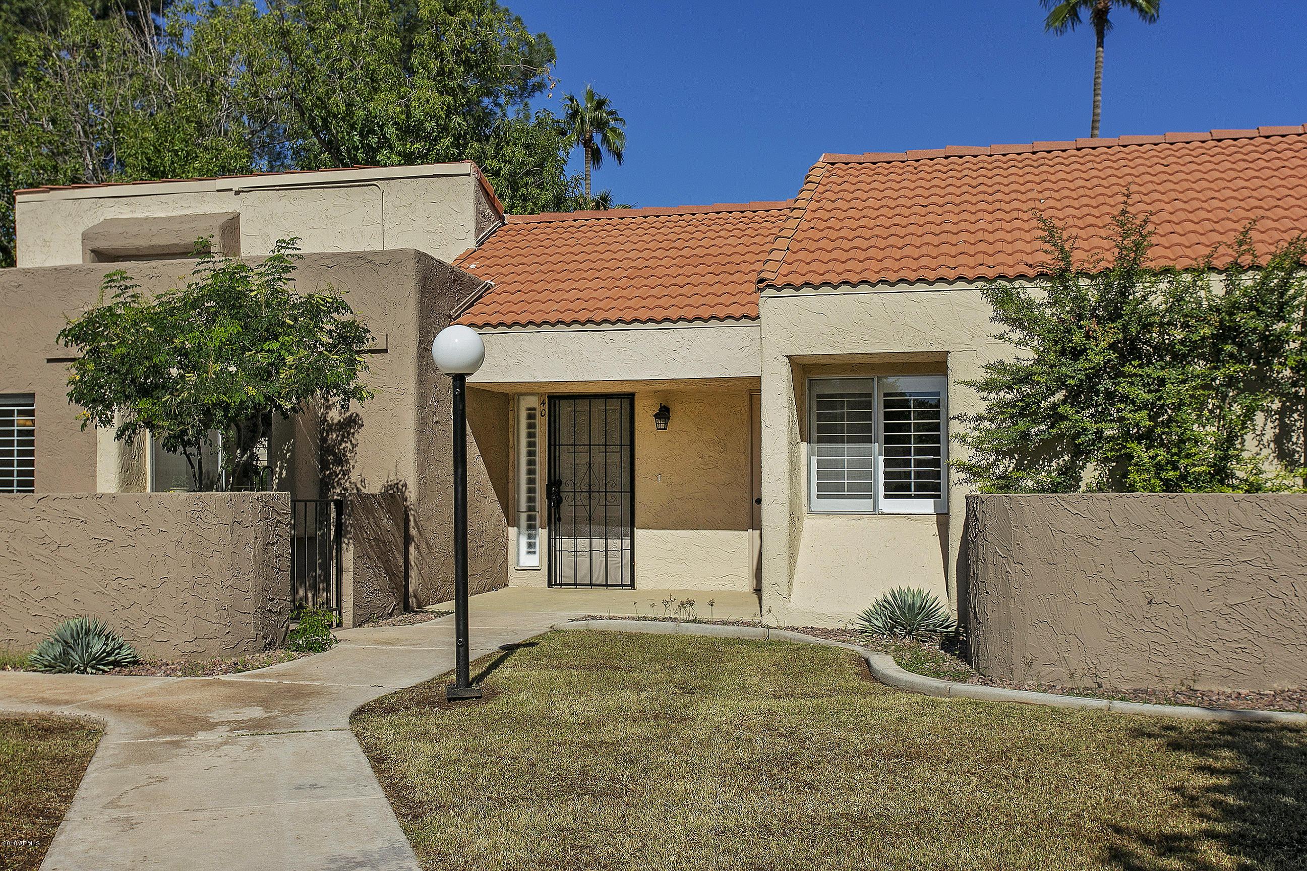 Photo of 7001 N VIA CAMELLO DEL SUR Drive #40, Scottsdale, AZ 85258