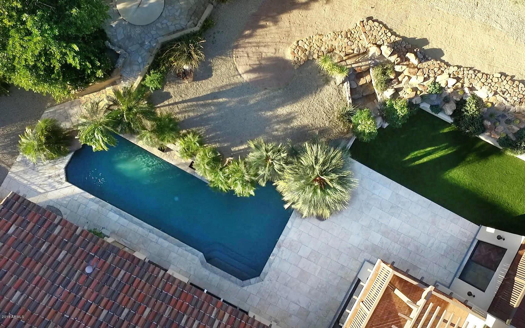 MLS 5841657 6616 E EL SENDERO Road, Carefree, AZ Carefree AZ Luxury
