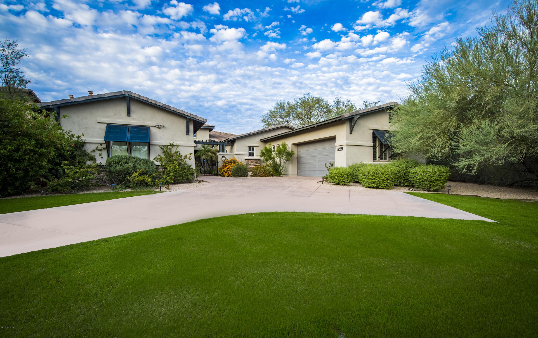 Photo of 9594 E MOUNTAIN SPRING Road, Scottsdale, AZ 85255
