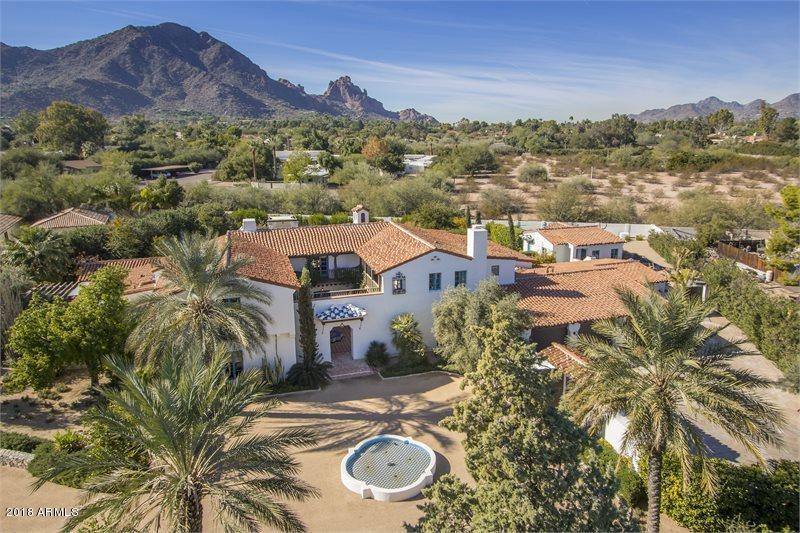 Photo of 6110 N KACHINA Lane, Paradise Valley, AZ 85253