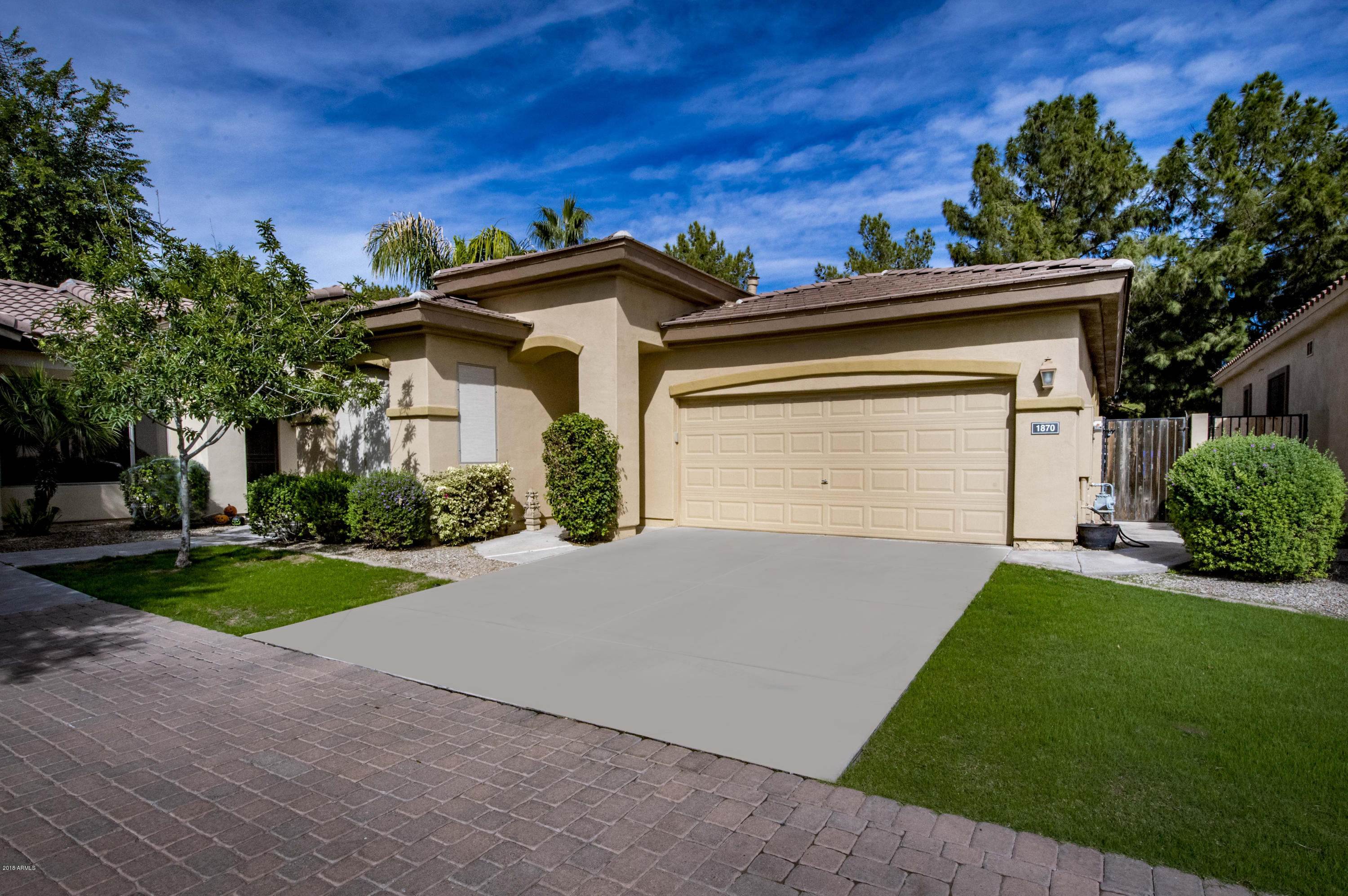 Photo of 1870 W OLIVE Way, Chandler, AZ 85248
