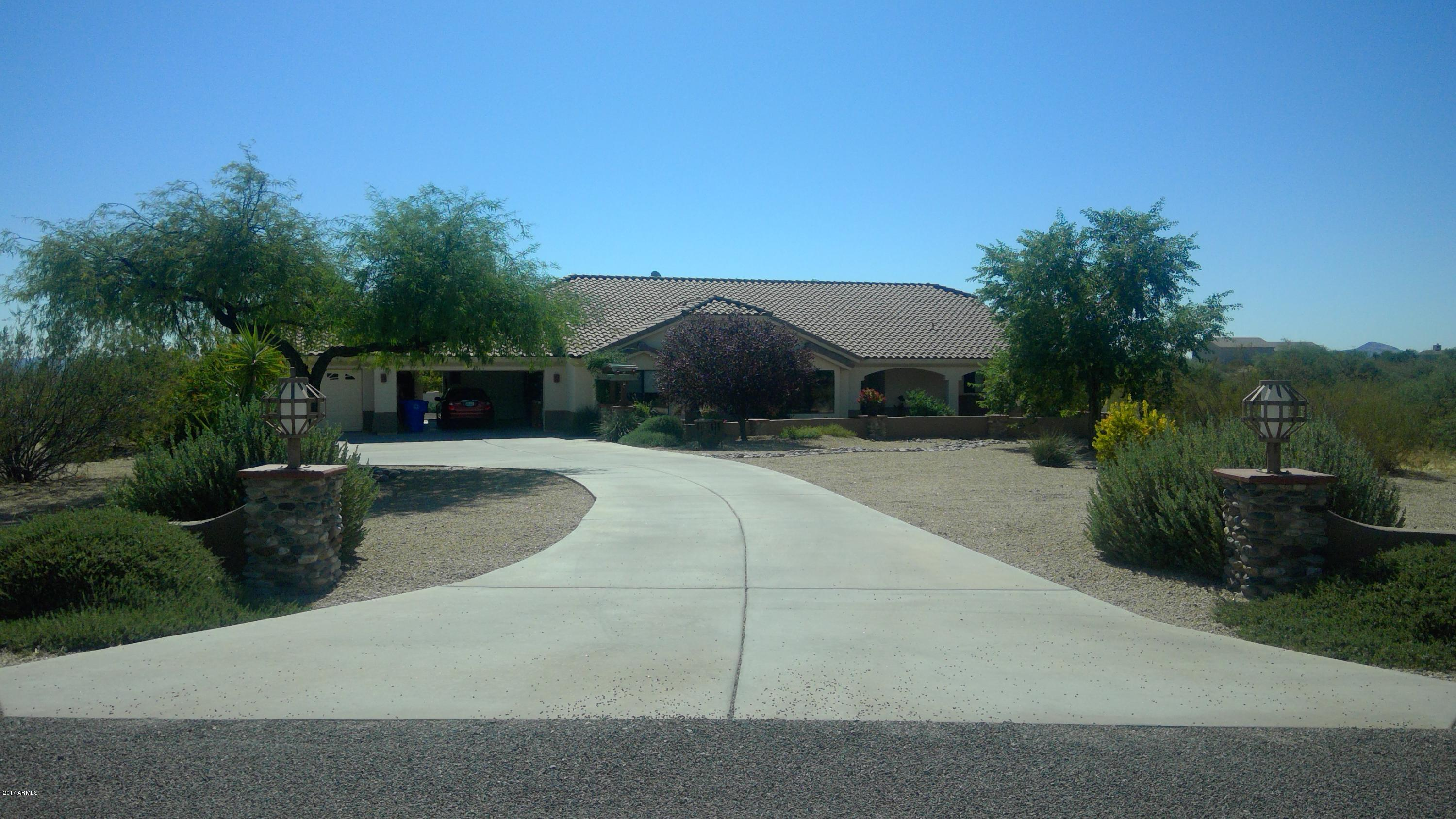 MLS 5841660 21635 W EL GRANDE Trail, Wickenburg, AZ Wickenburg AZ Private Pool