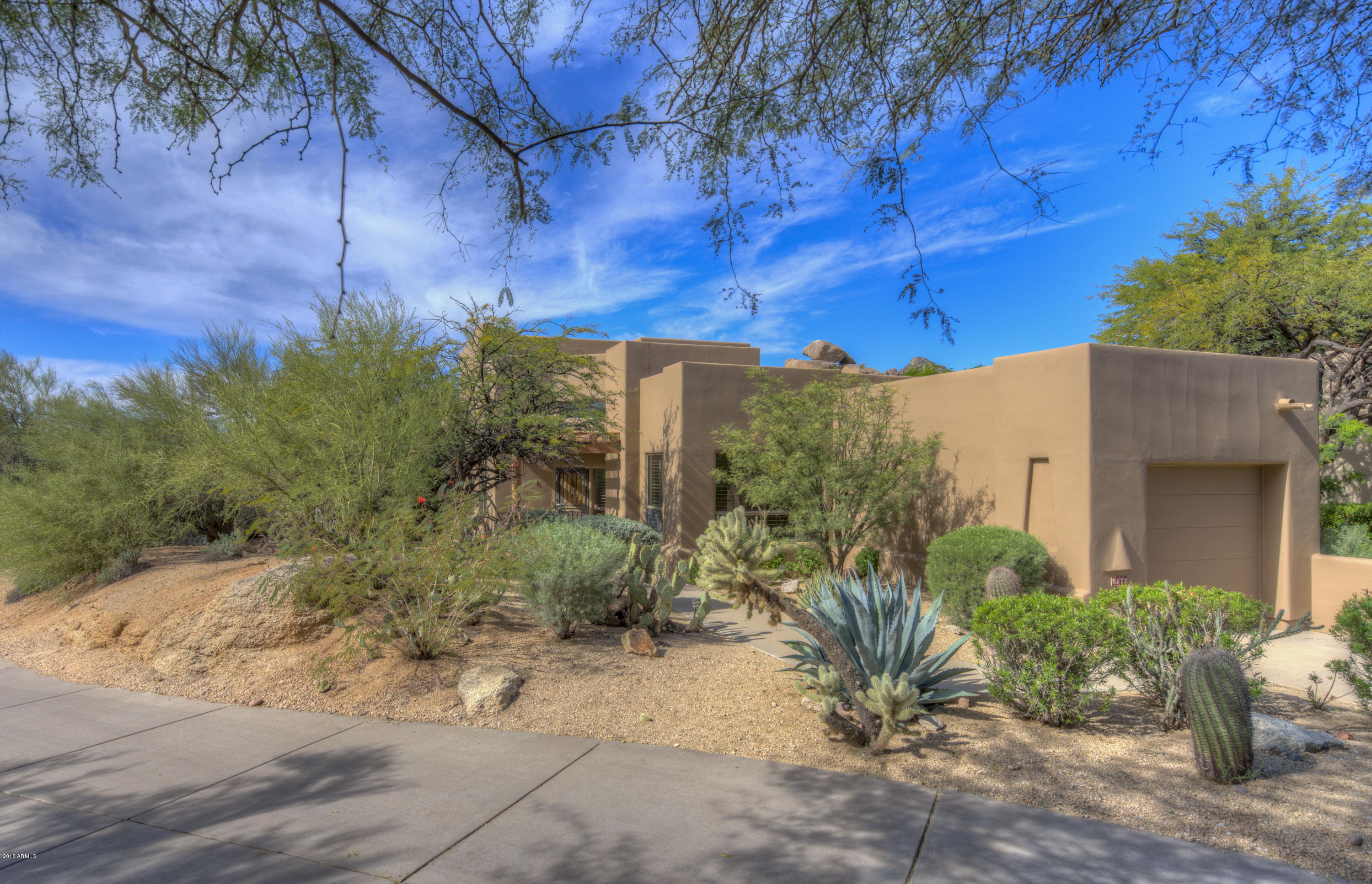 Photo of 9173 E SUNFLOWER Court, Scottsdale, AZ 85266
