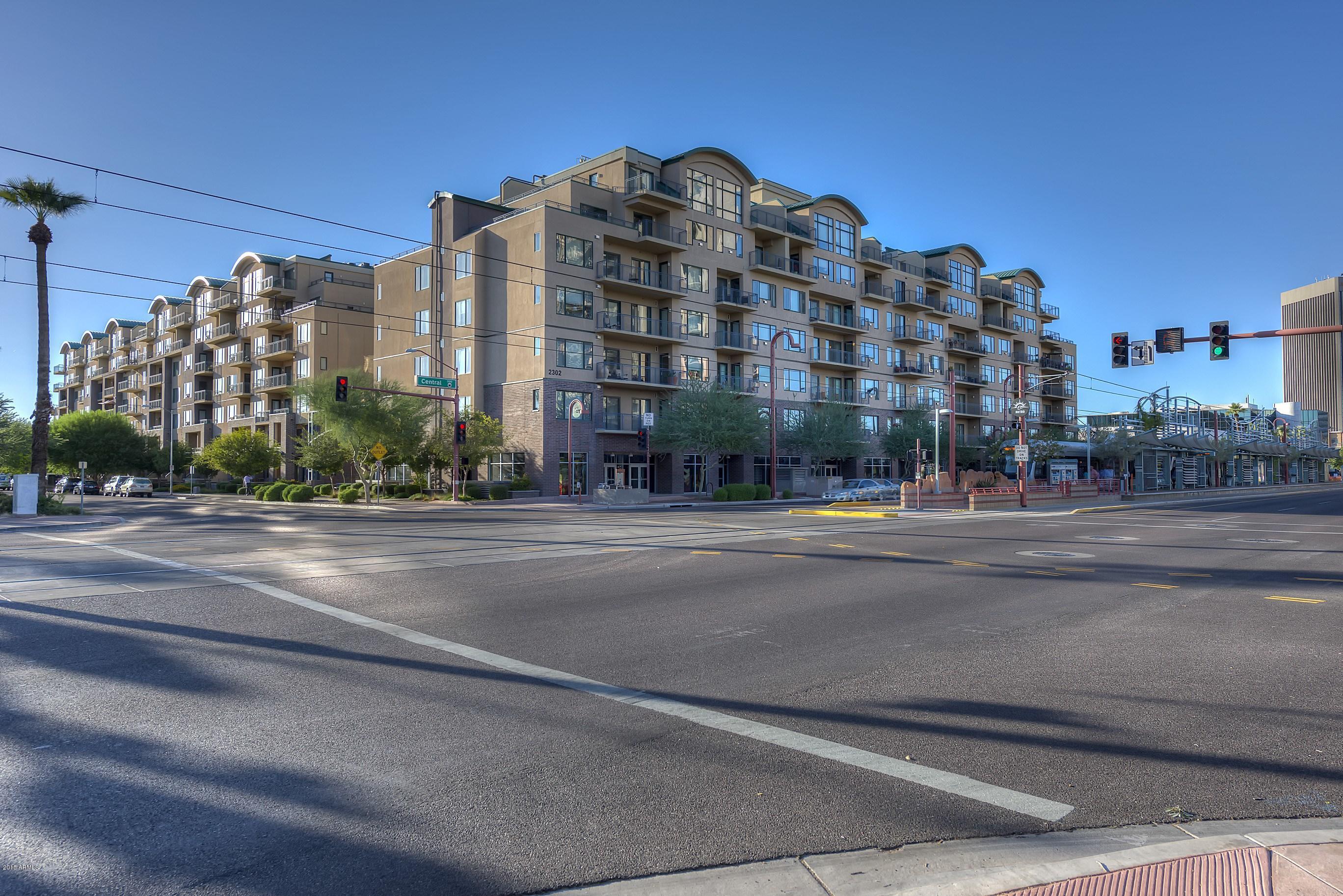 MLS 5841876 16 W ENCANTO Boulevard Unit 617 Building B, Phoenix, AZ 85003 Phoenix AZ Tapestry On Central