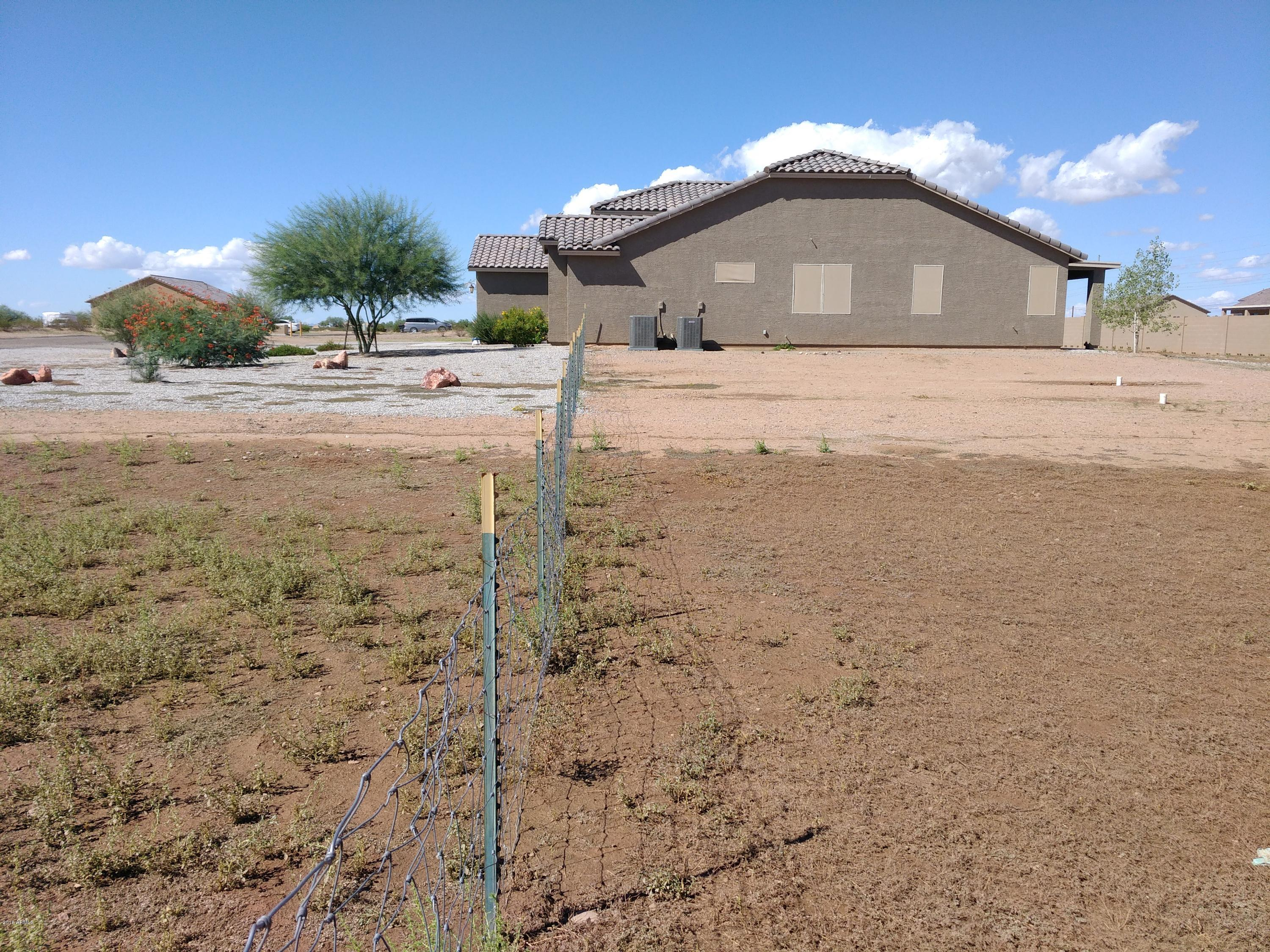 MLS 5842203 22314 W White Feather Lane, Wittmann, AZ Wittmann AZ Newly Built