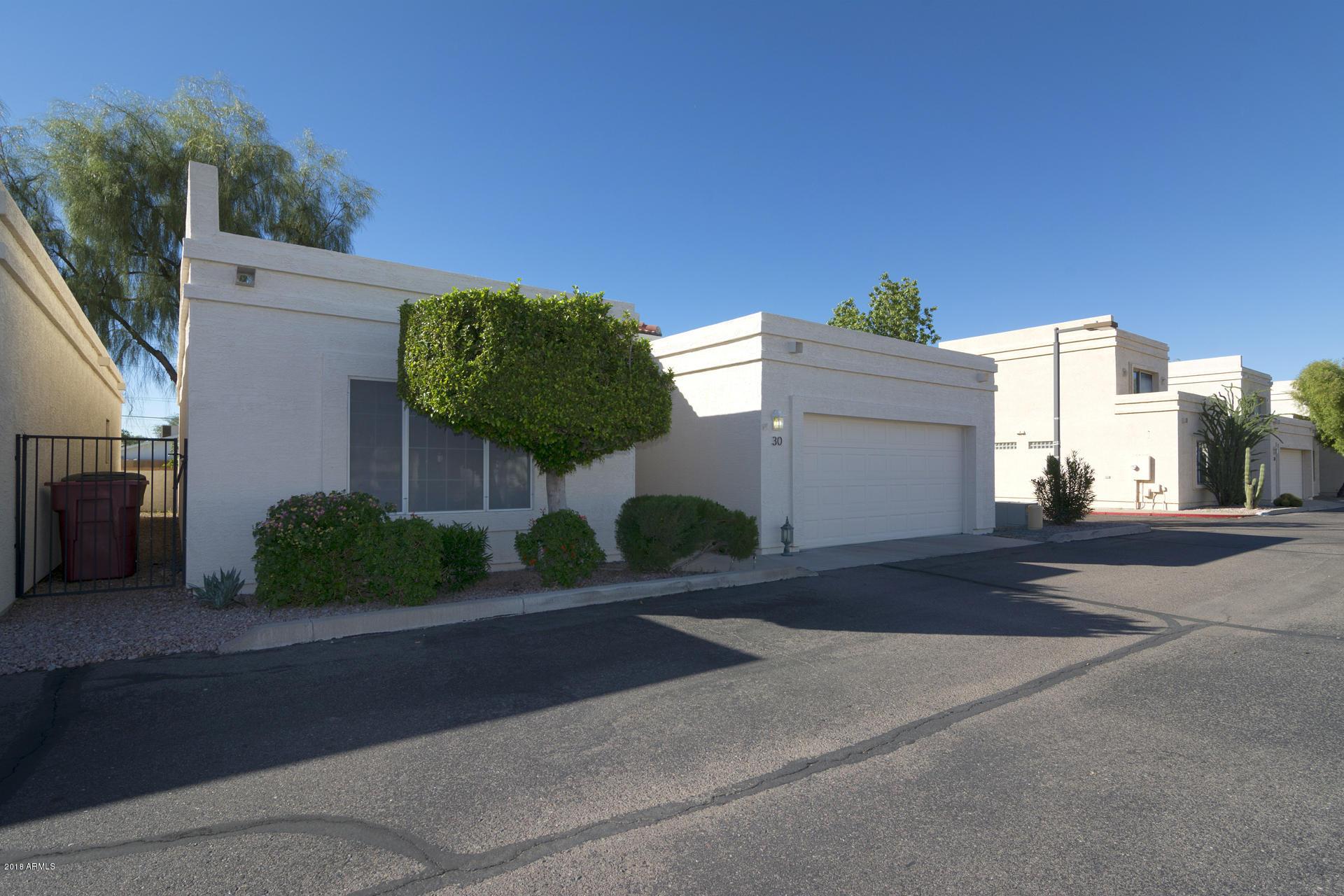 Photo of 2647 N MILLER Road #30, Scottsdale, AZ 85257