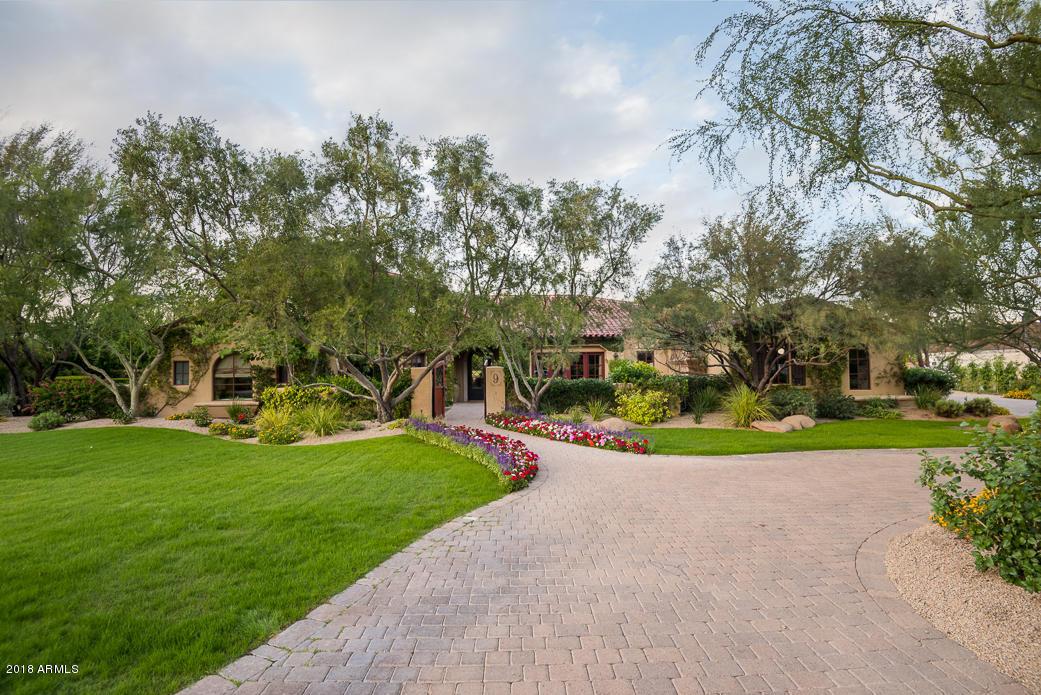 Photo of 6640 E KASBA Circle, Paradise Valley, AZ 85253