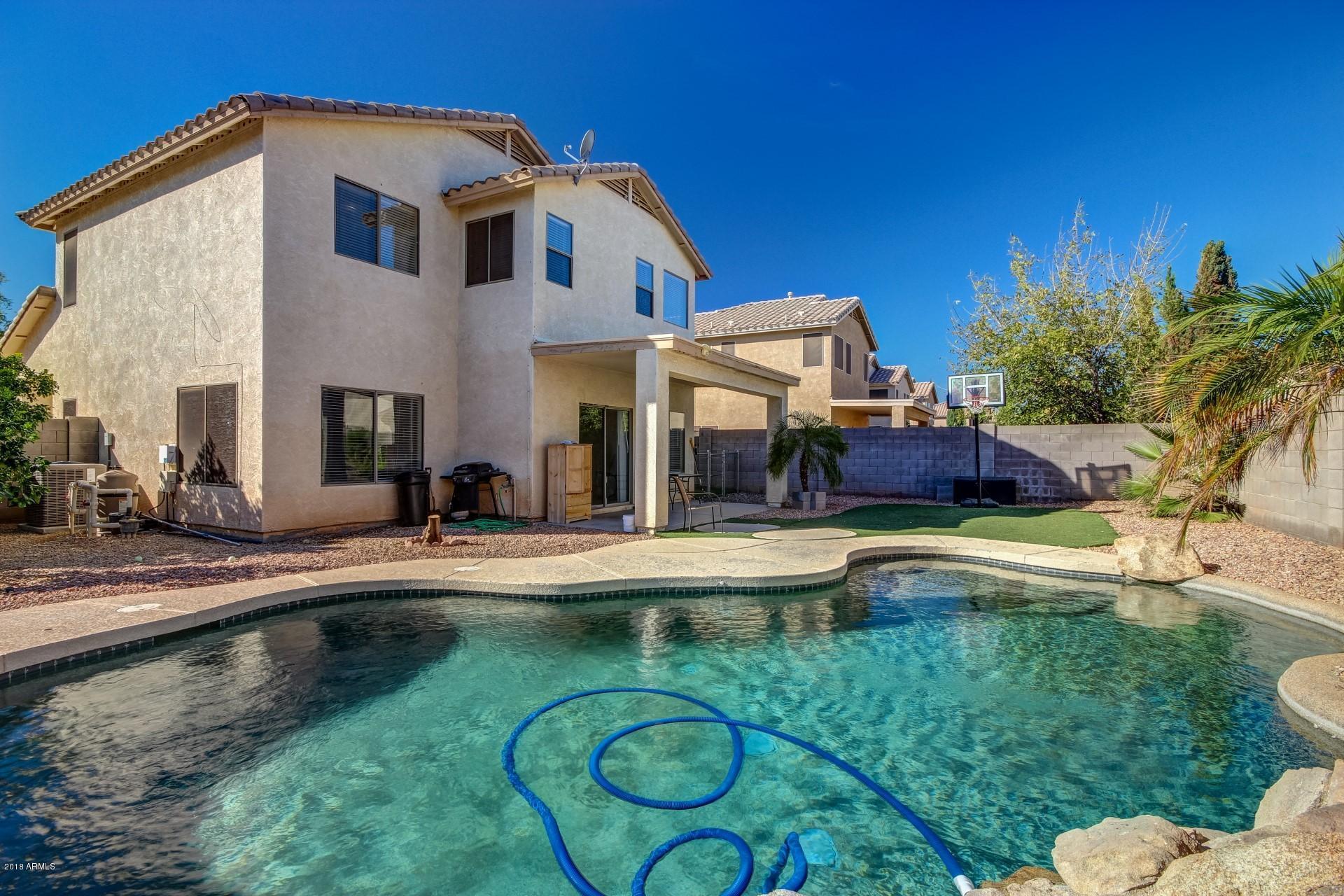 MLS 5842373 13434 W CROCUS Drive, Surprise, AZ Surprise AZ Private Pool