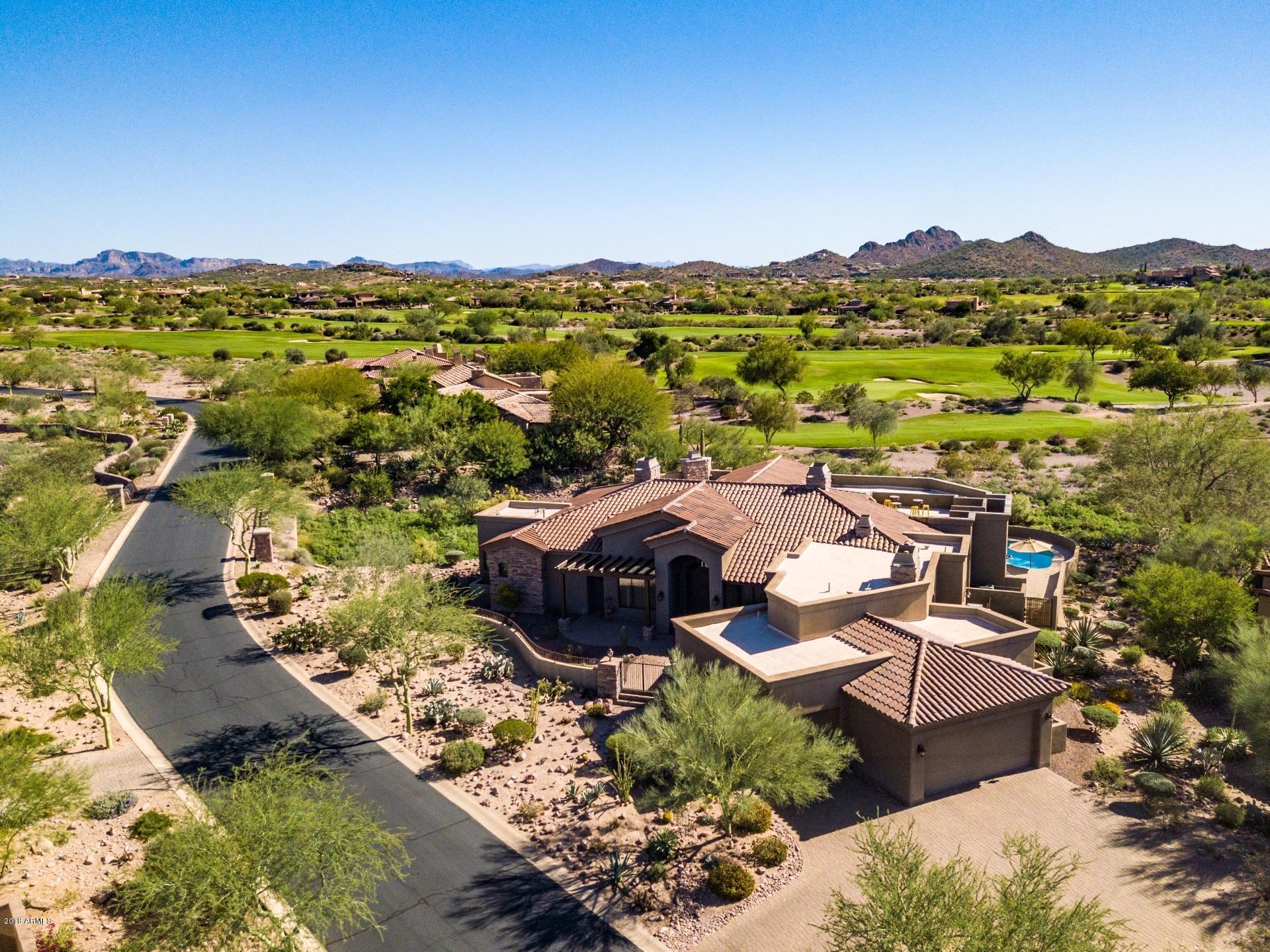 MLS 5843296 7591 E USERY PASS Trail, Gold Canyon, AZ Gold Canyon AZ Luxury