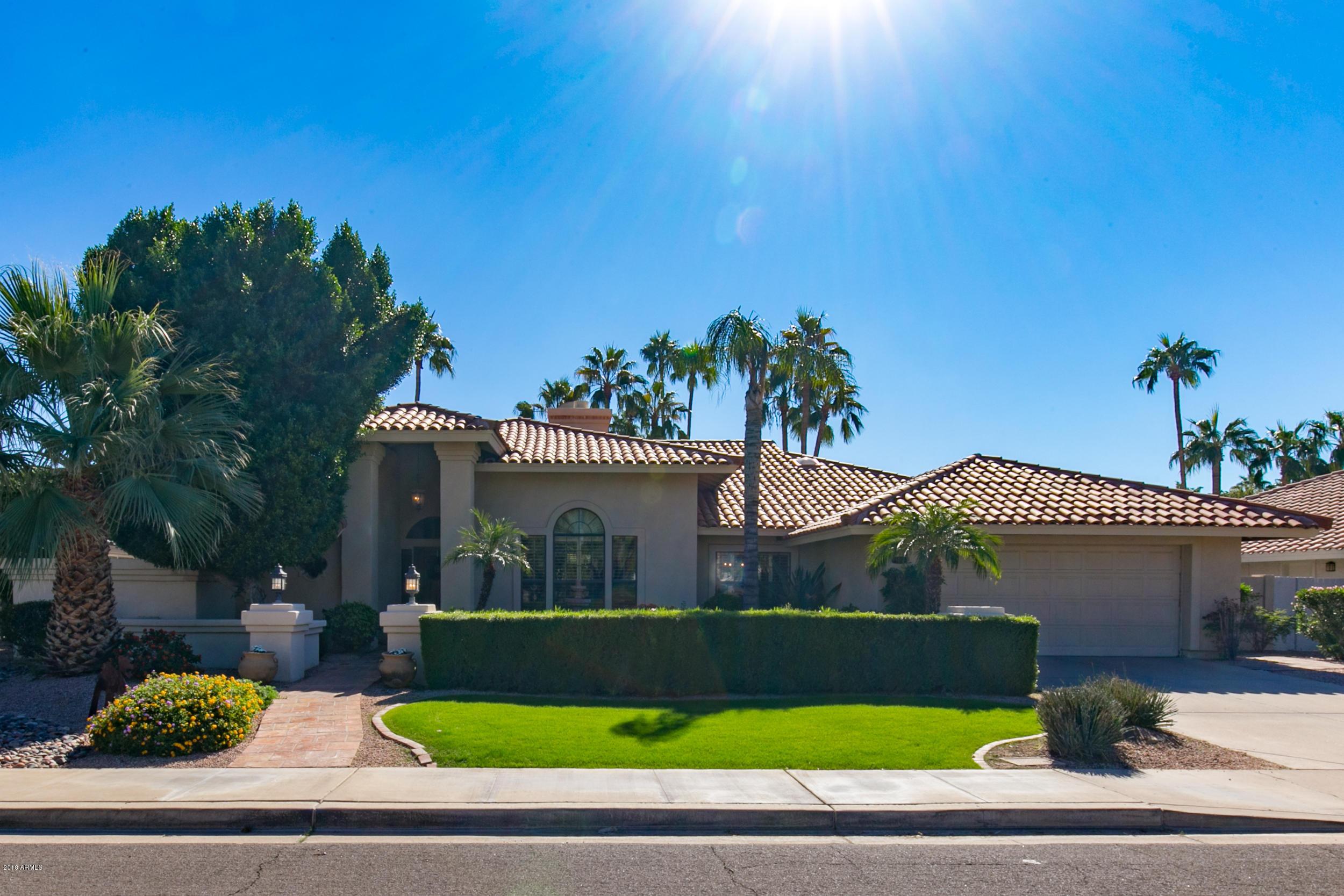 Photo of 8631 E San Lorenzo Drive, Scottsdale, AZ 85258